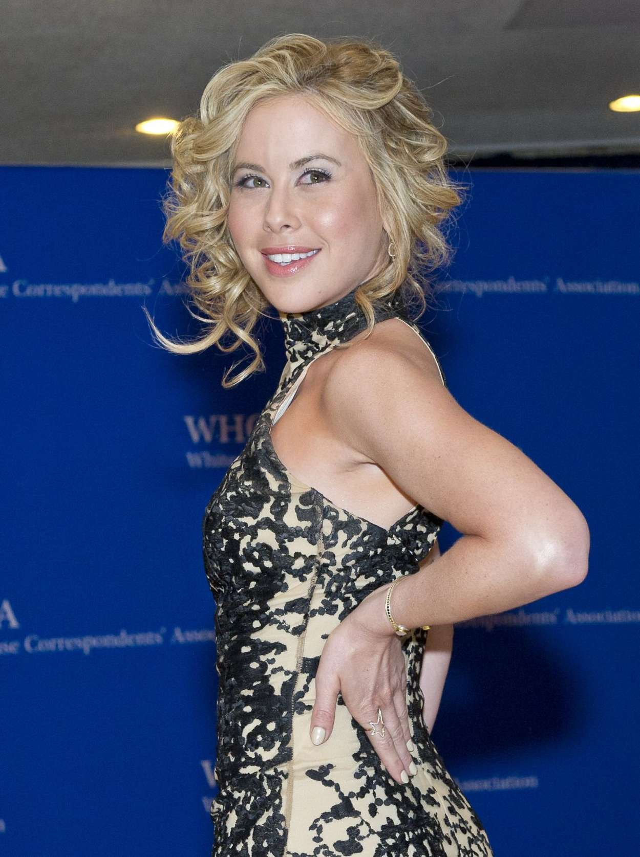 Tara Lipinski Annual White House Correspondents' Association Dinner in Washington