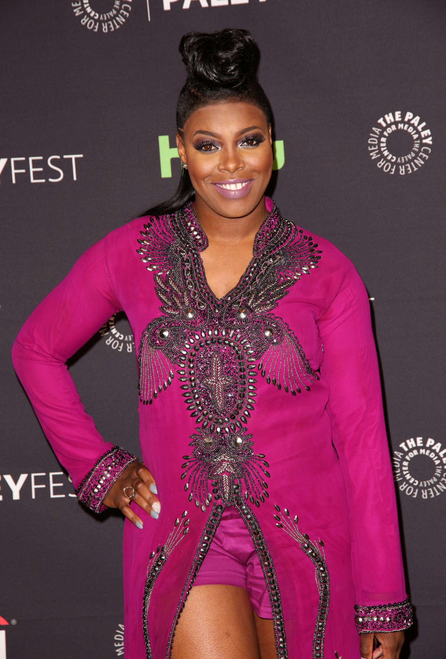 TaRhonda Jones Annual PaleyFest Presentation of Empire in Los Angeles