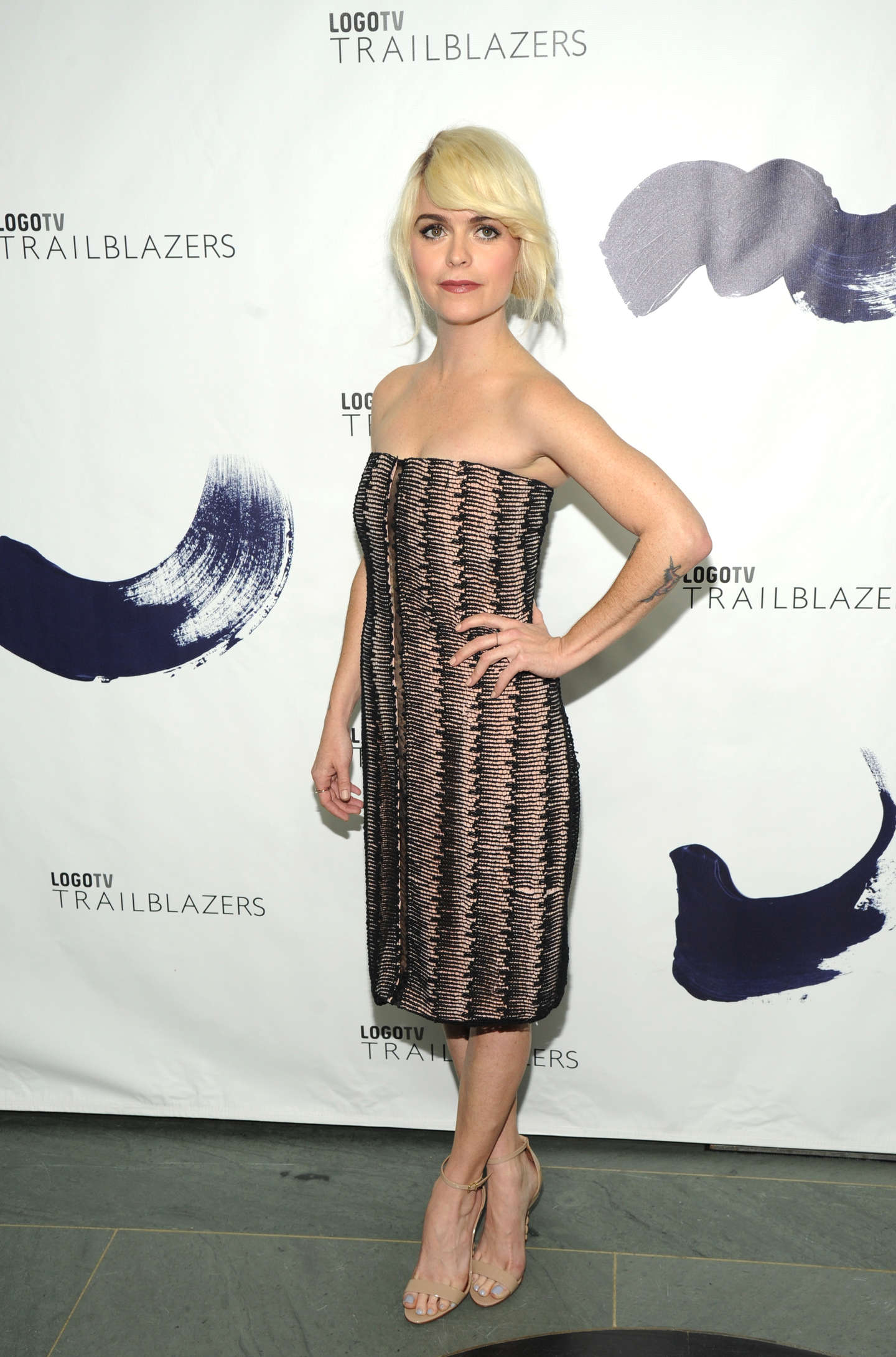 Taryn Manning Logo TV Trailblazers in New York