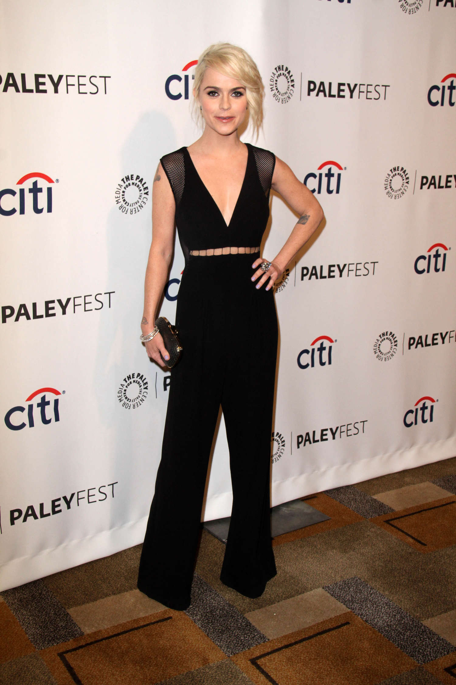Taryn Manning Paley Fest Orange Is The New Black in Beverly Hills
