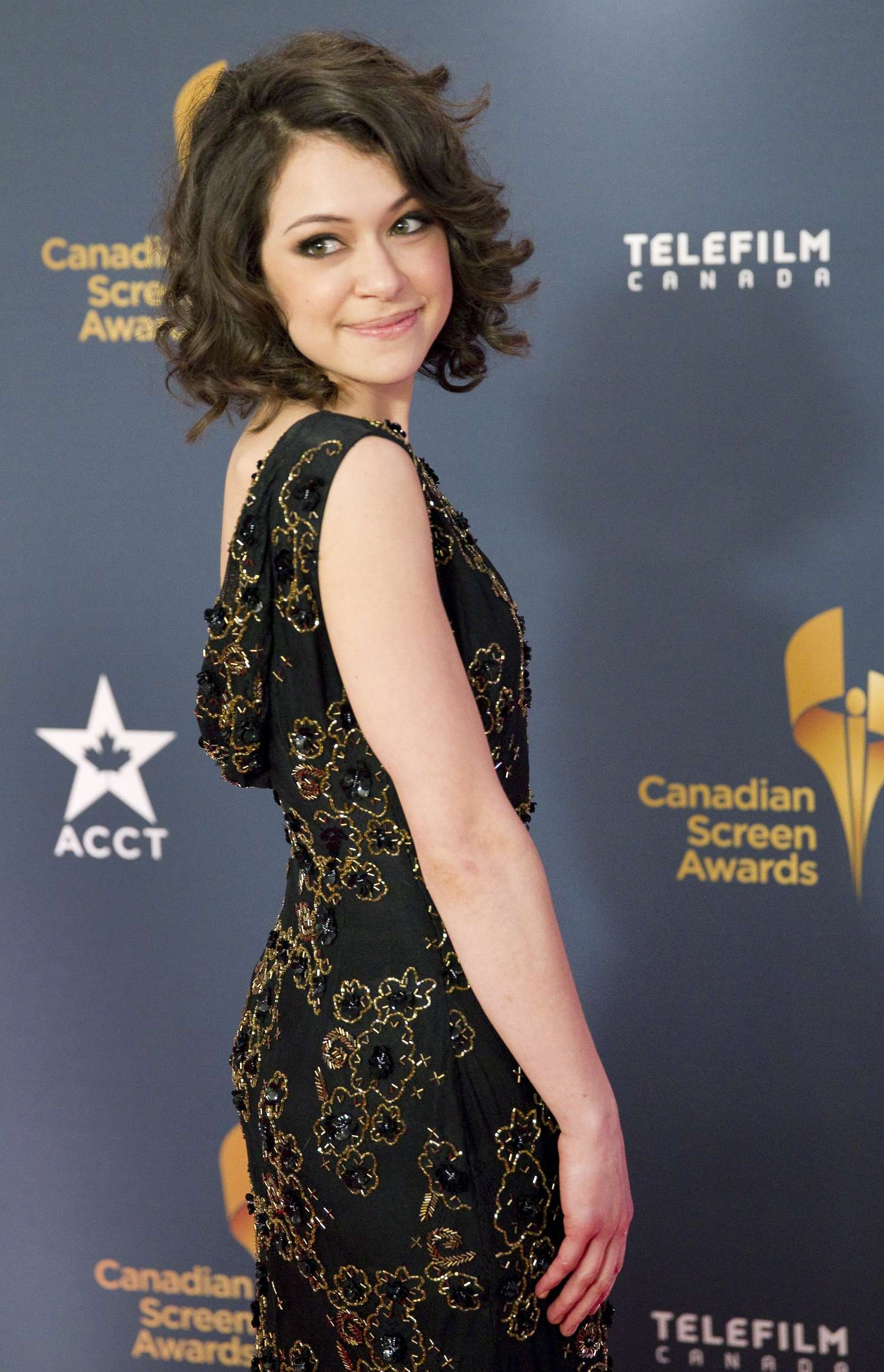 Tatiana Maslany Canadian Screen Awards
