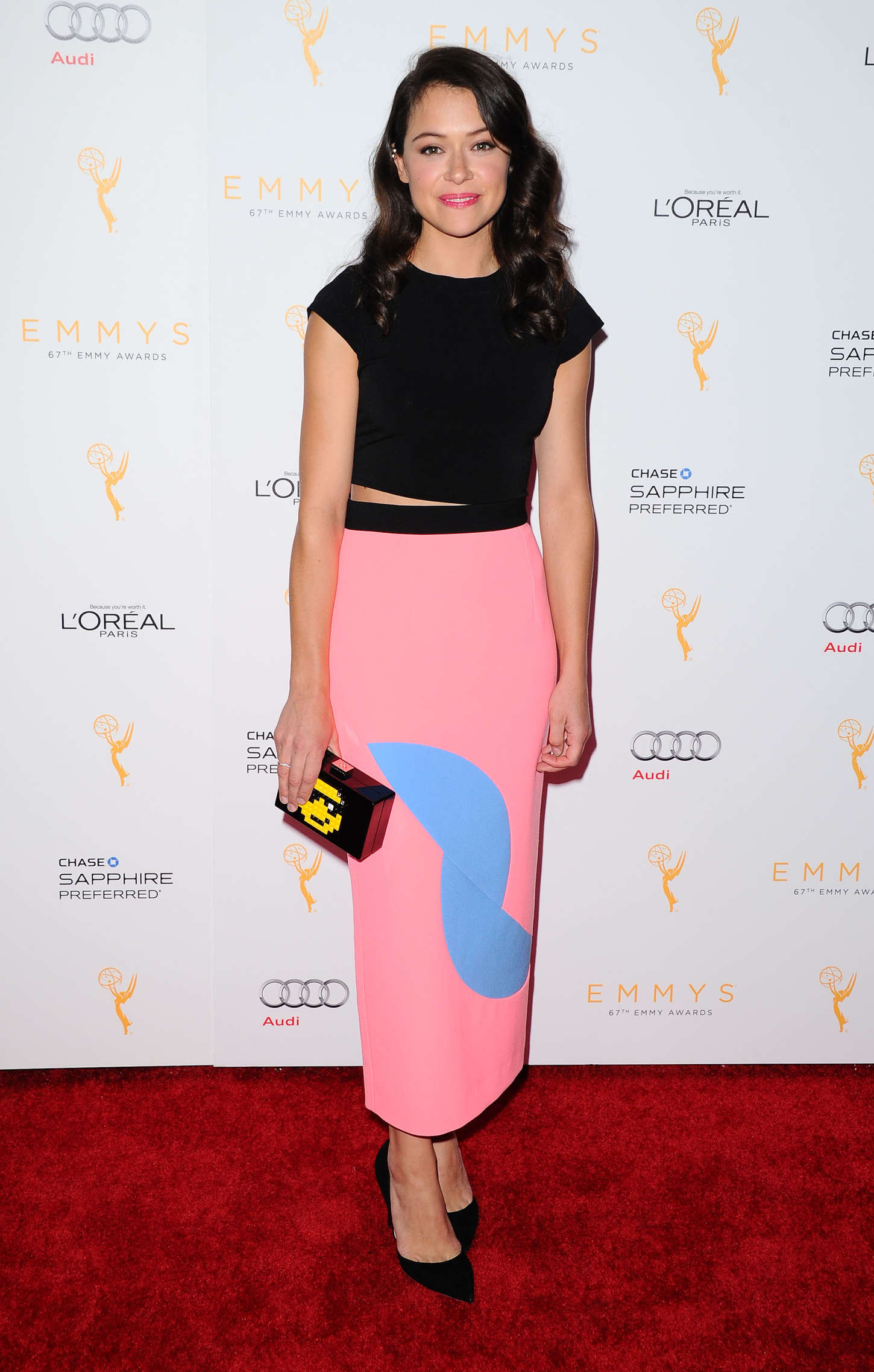 Tatiana Maslany Emmy Awards Performers Nominee in Beverly Hills