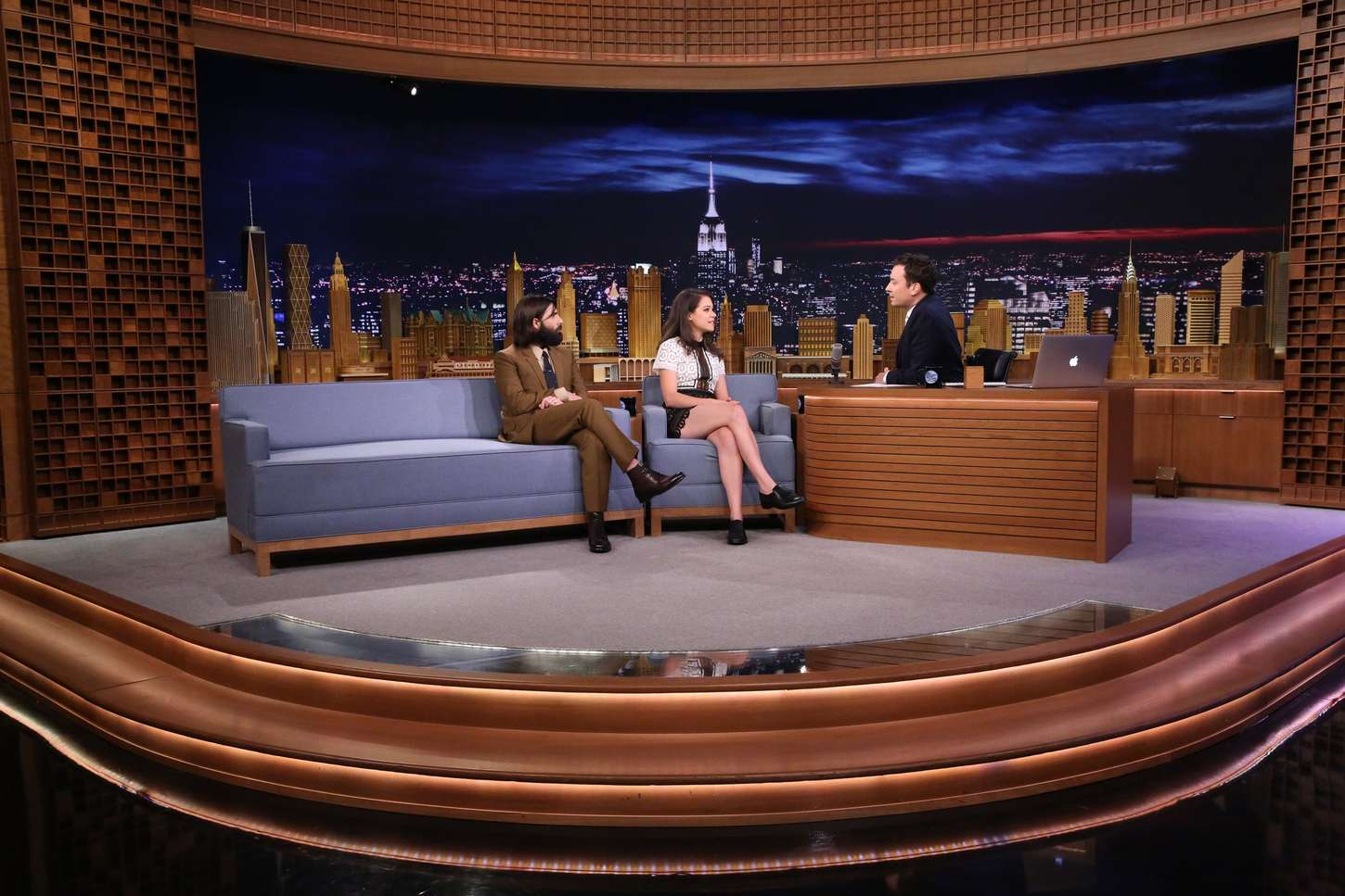 Tatiana Maslany The Tonight Show Starring Jimmy Fallon in New York