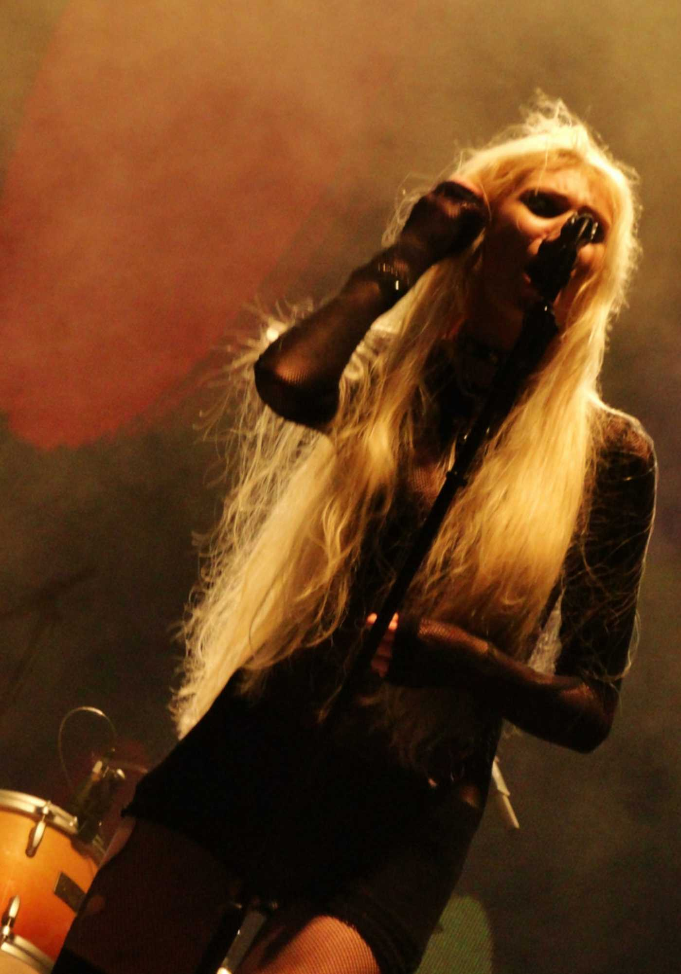 Taylor Momsen Intercity Music Festival in China Sept