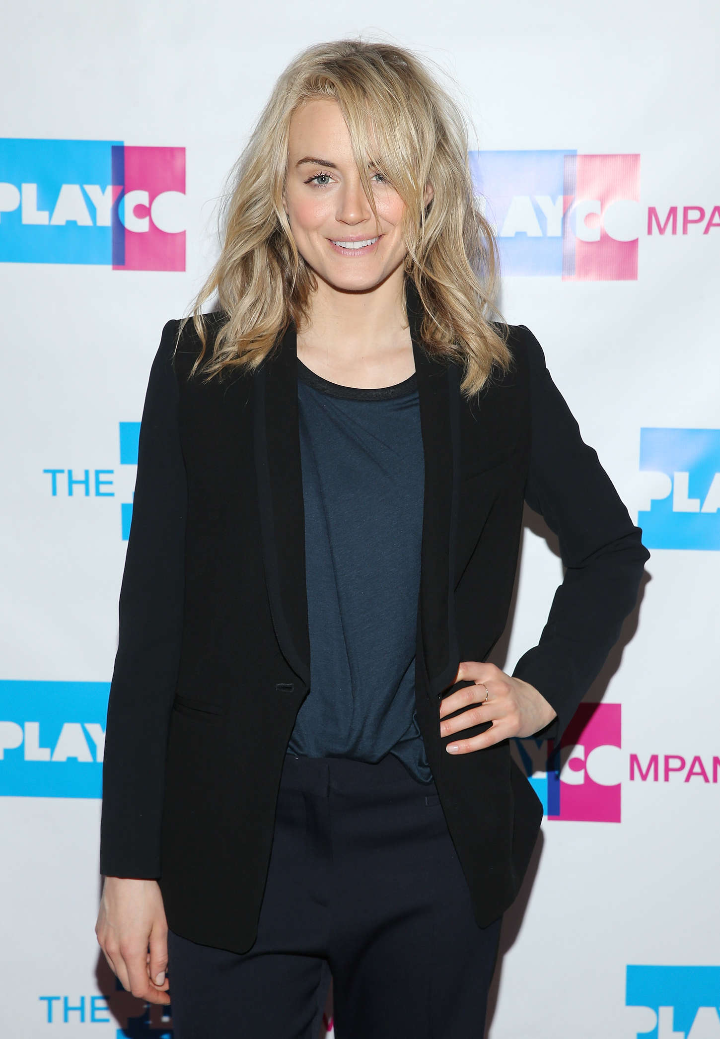 Taylor Schilling Play Companys Cabaret Gourmet in New York