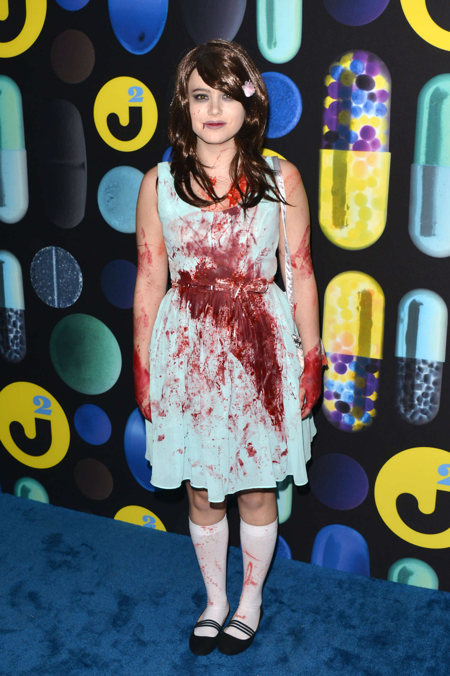 Taylor Spreitler Just Jared Halloween Party in Hollywood