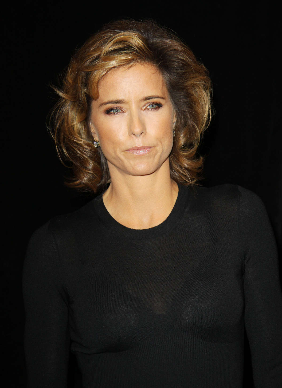 Tea Leoni TOWER HEIST Premiere in New York