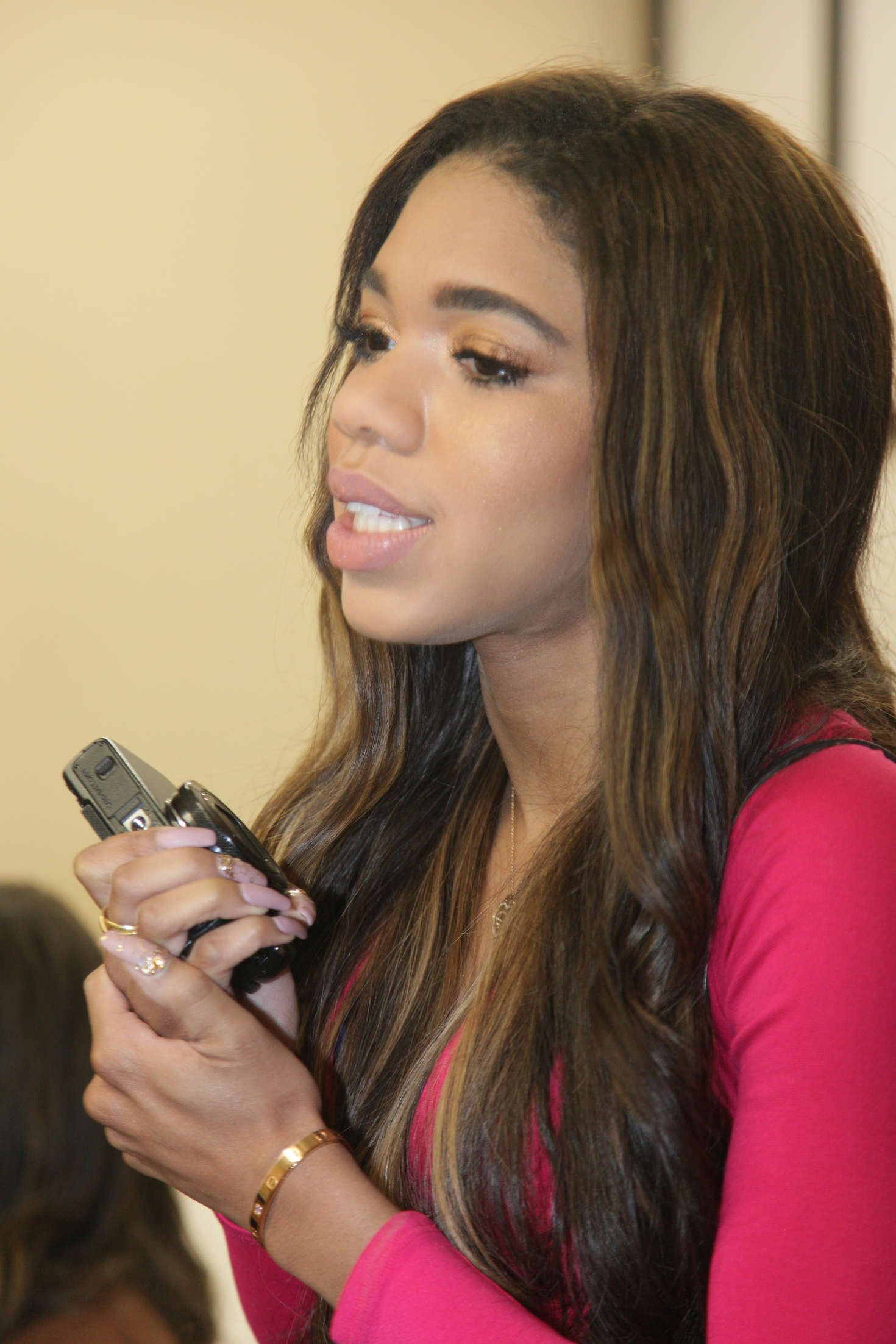 Teala Dunn Annual Beautycon Festival in Dallas