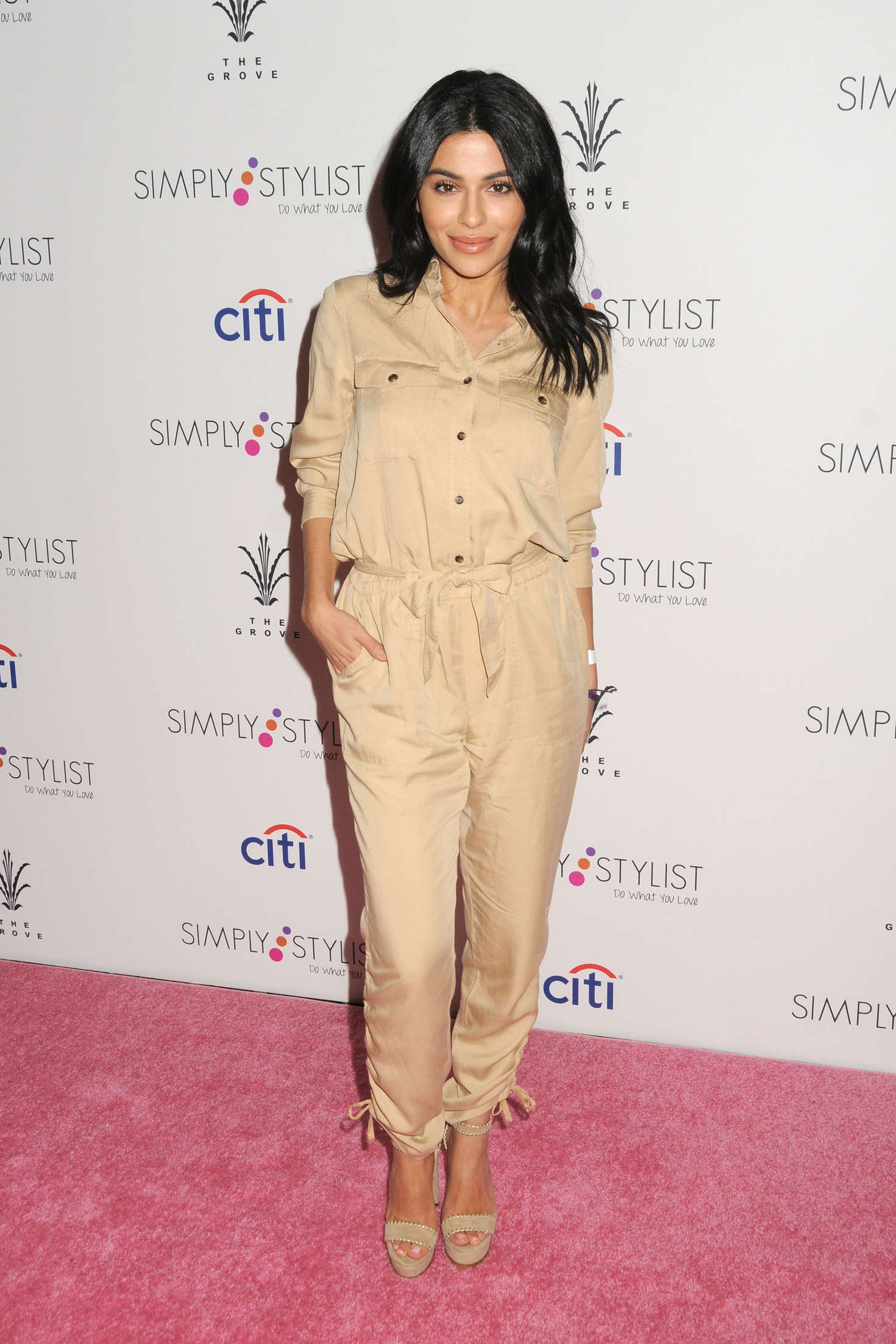 Teni Panosian Simply Stylist Los Angeles Conference in Los Angeles