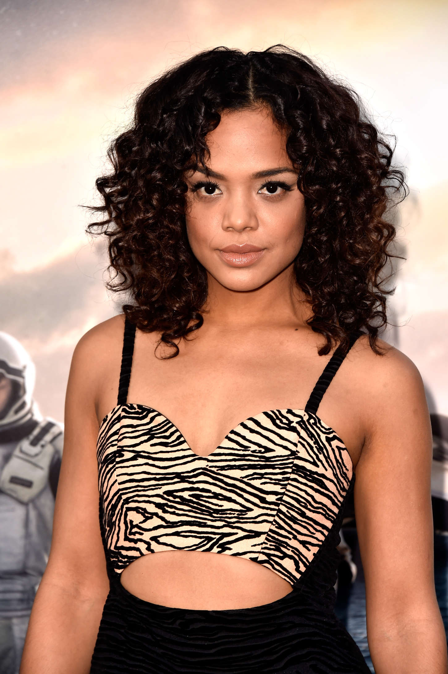 Tessa Thompson Premiere Interstellar in Hollywood
