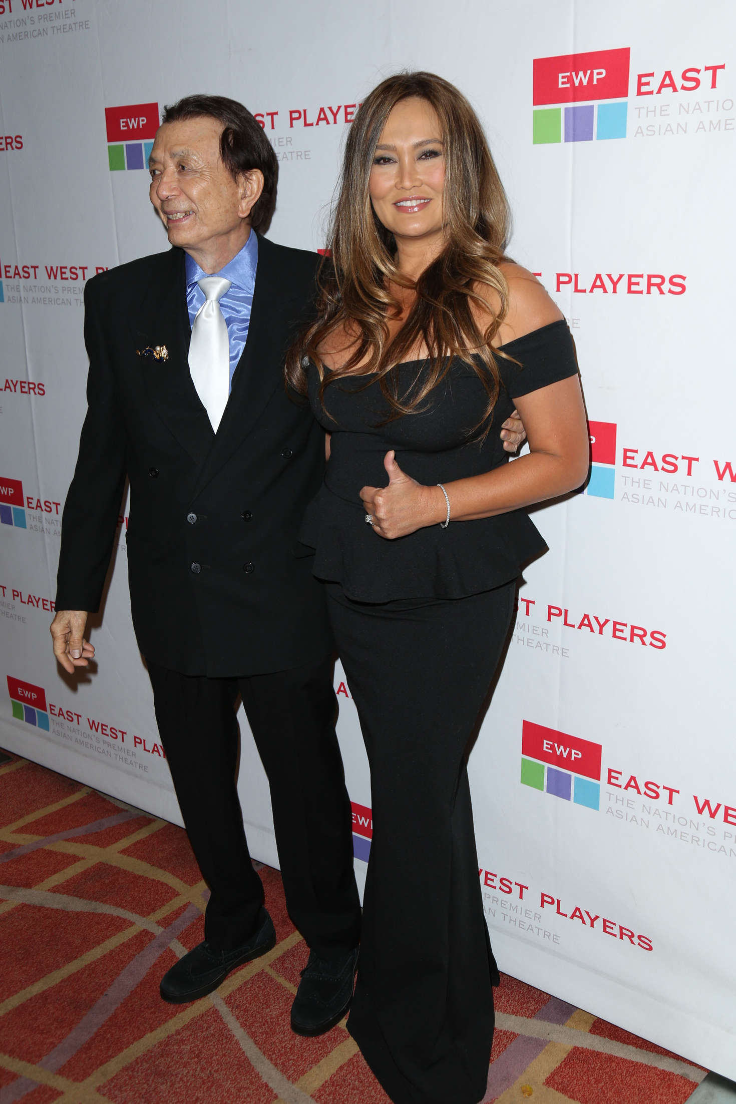 Tia Carrere Anniversary Visionary Awards Dinner in Universal City