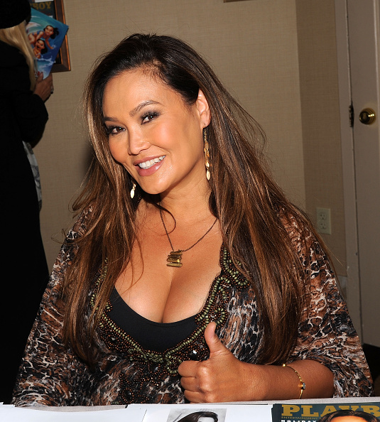 Tia Carrere Chiller Theater Expo in Parsippany