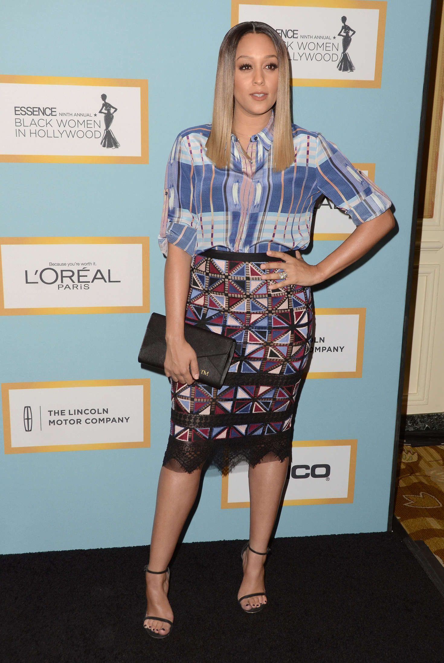 Tia Mowry ESSENCE Black Women in Hollywood Awards Luncheon in Beverly Hills