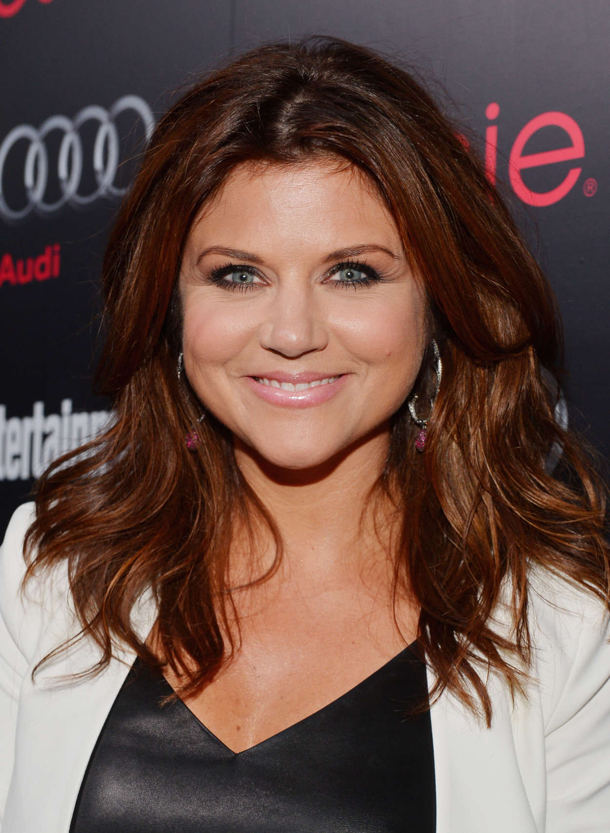 Tiffani Thiessen Entertainment Weekly Pre-SAG Party