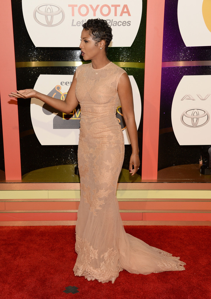 Toni Braxton Soul Train Awards in Las Vegas