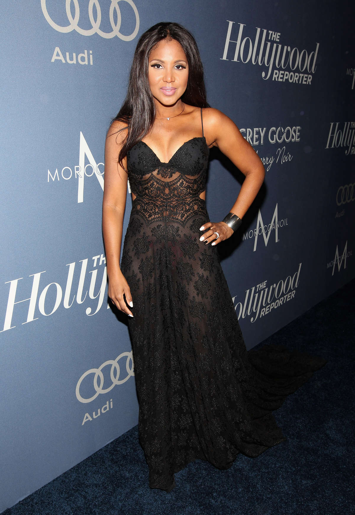 Toni Braxton - The Hollywood Reporters Nominees Night