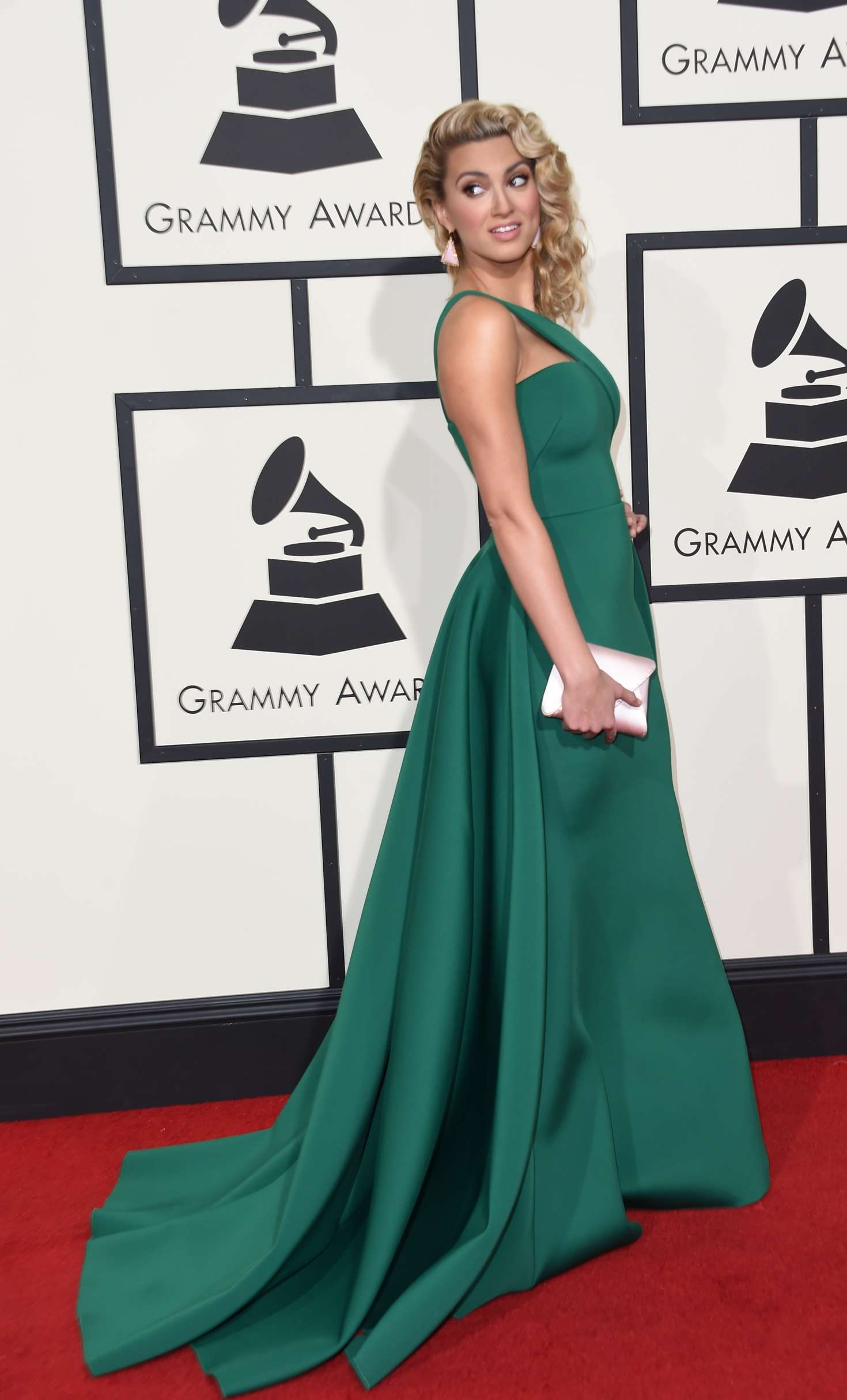 Tori Kelly Annual GRAMMY Awards in Los Angeles