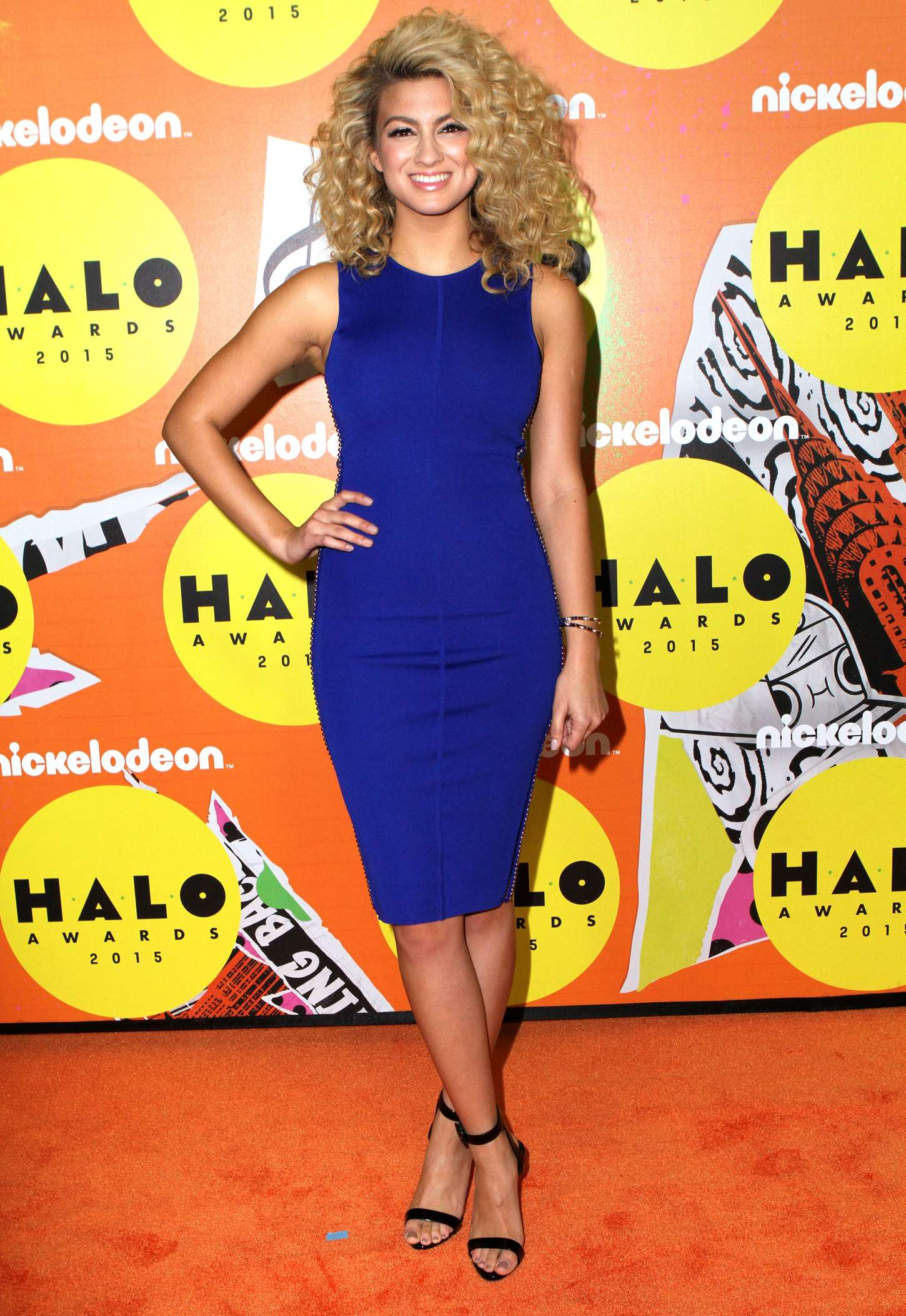 Tori Kelly Nickelodeon HALO Awards in New York