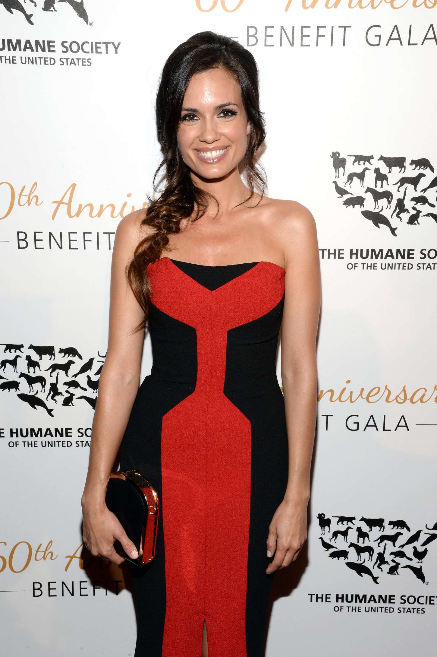 Torrey DeVitto Anniversary Humane Society of The United States Gala in Beverly Hills