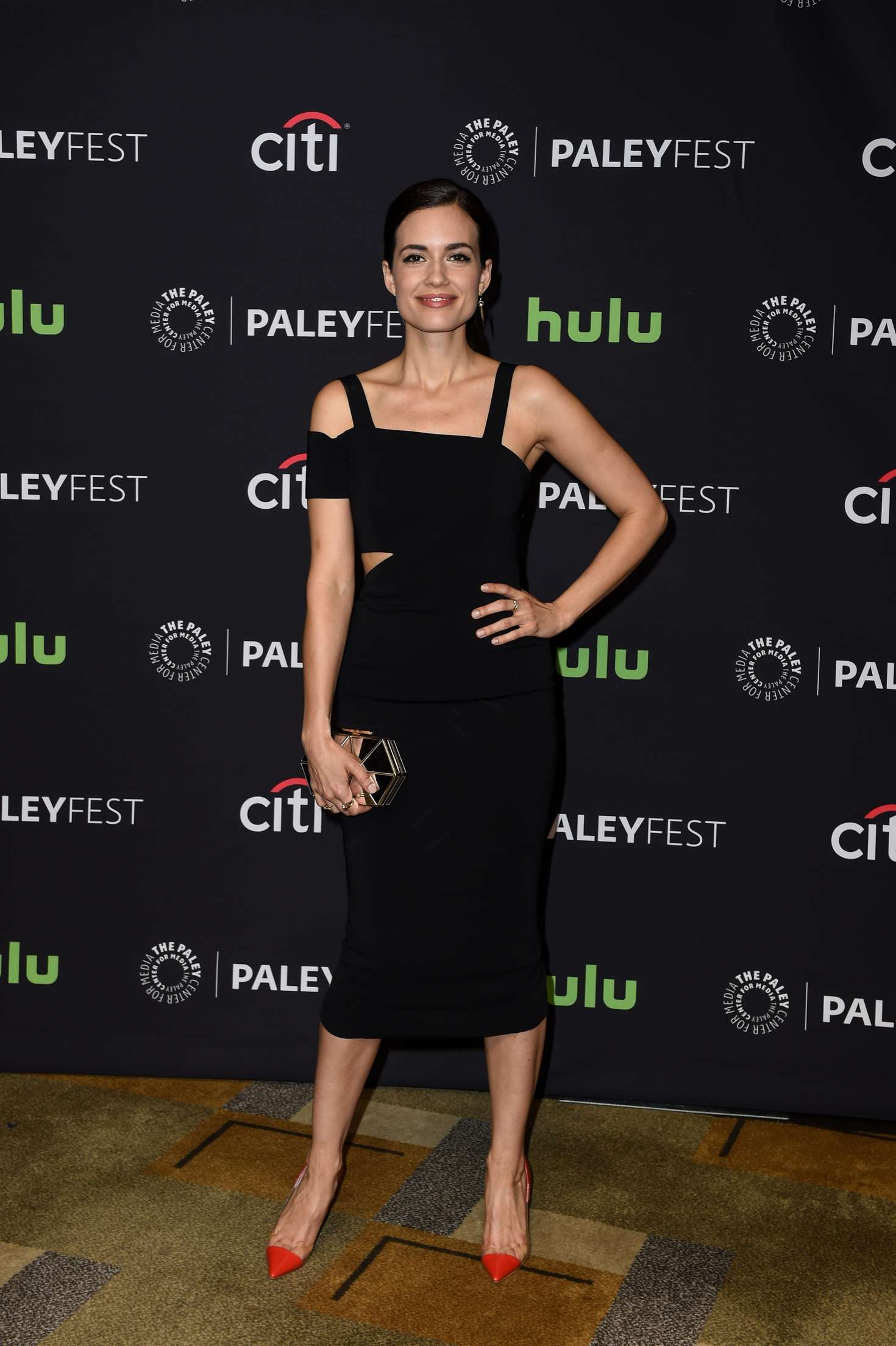 Torrey DeVitto Annual PaleyFest Salute Dick Wolf Event in Hollywood