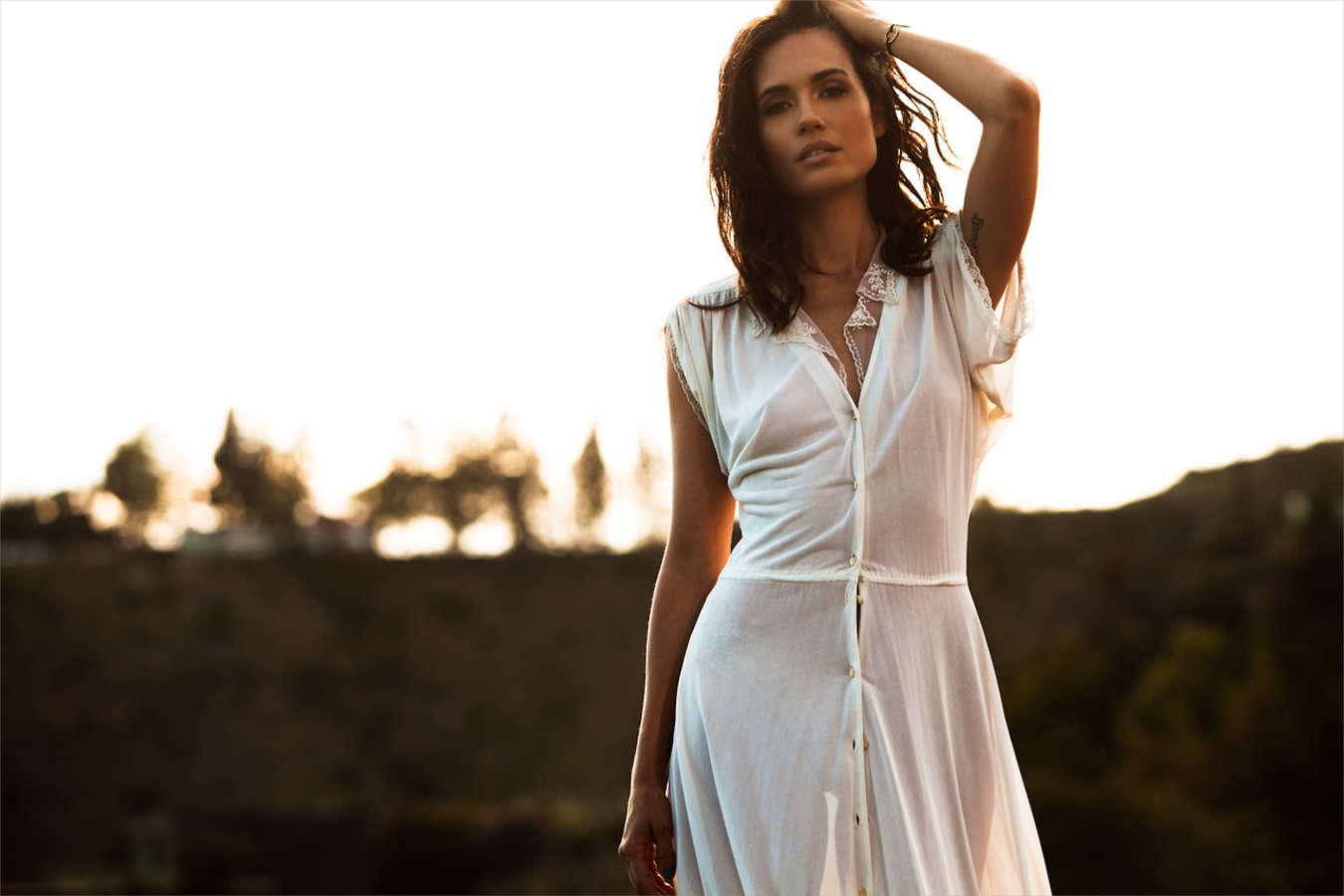 Torrey DeVitto James Banasiak Photoshoot