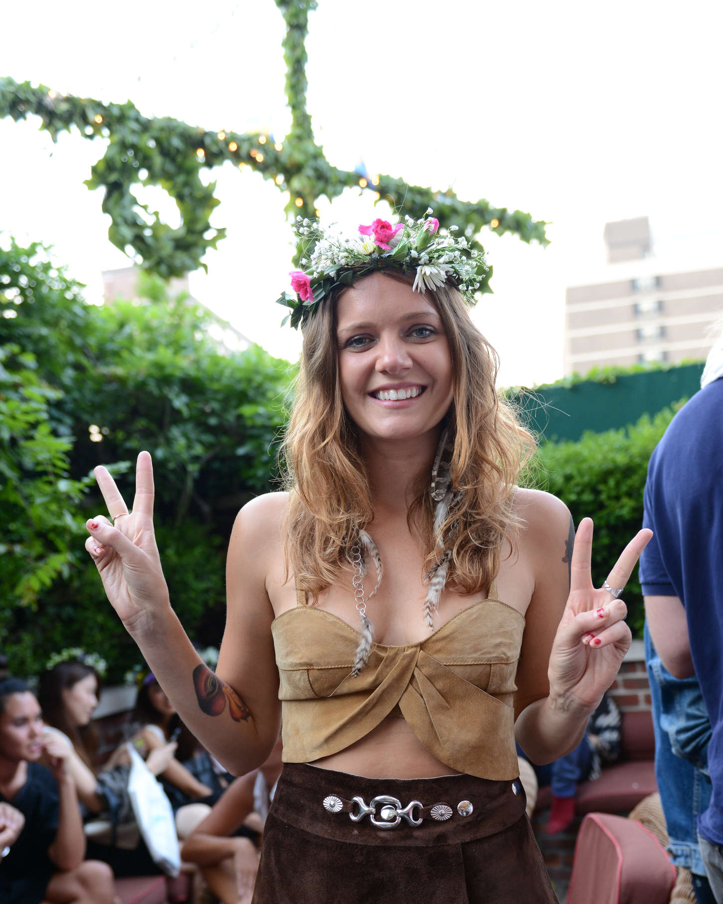 Tove Lo NYCult Fashion GPS Present Midsummer X NYNY in New York