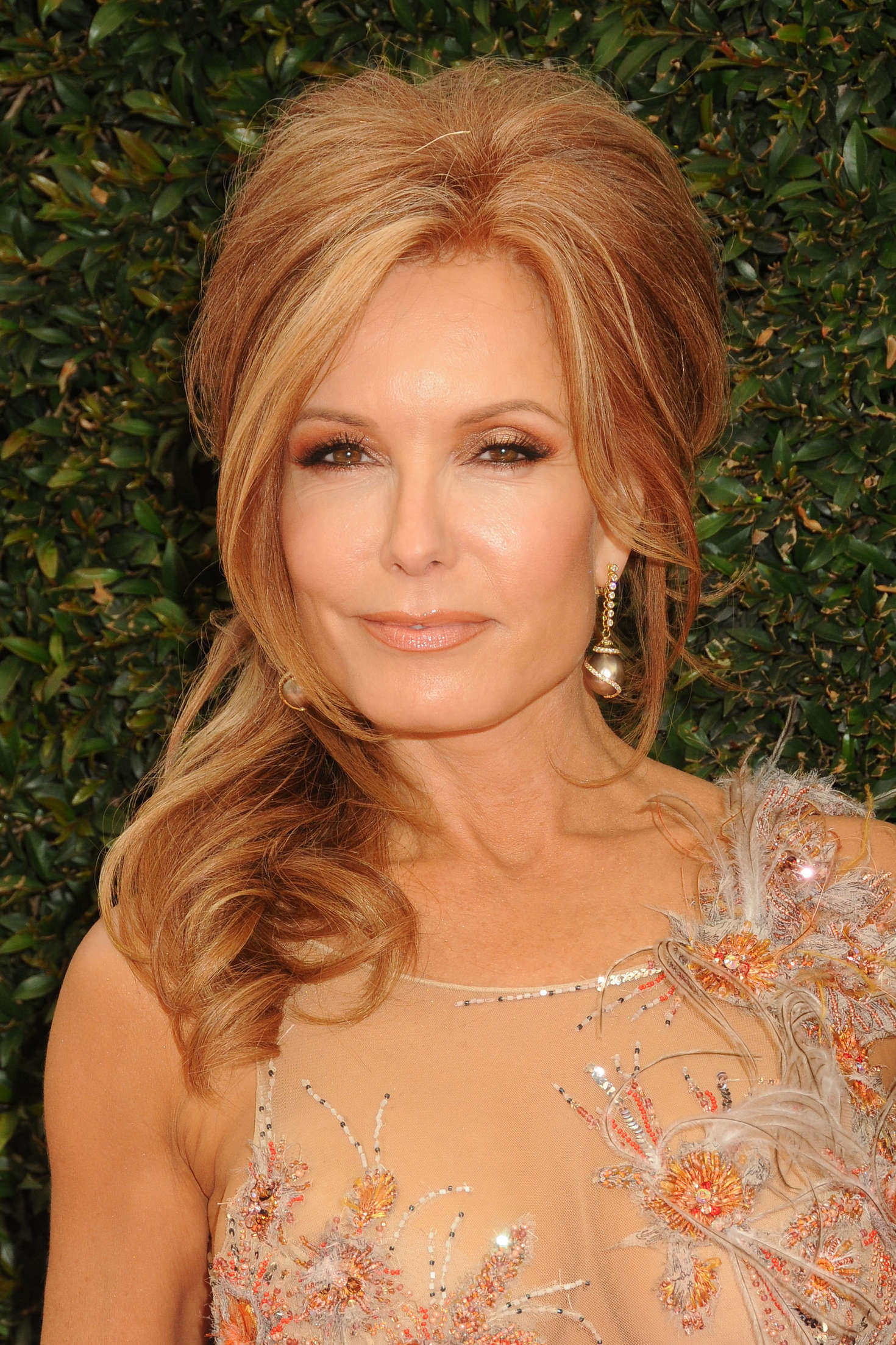 Tracey Bregman Daytime Emmy Awards in Los Angeles