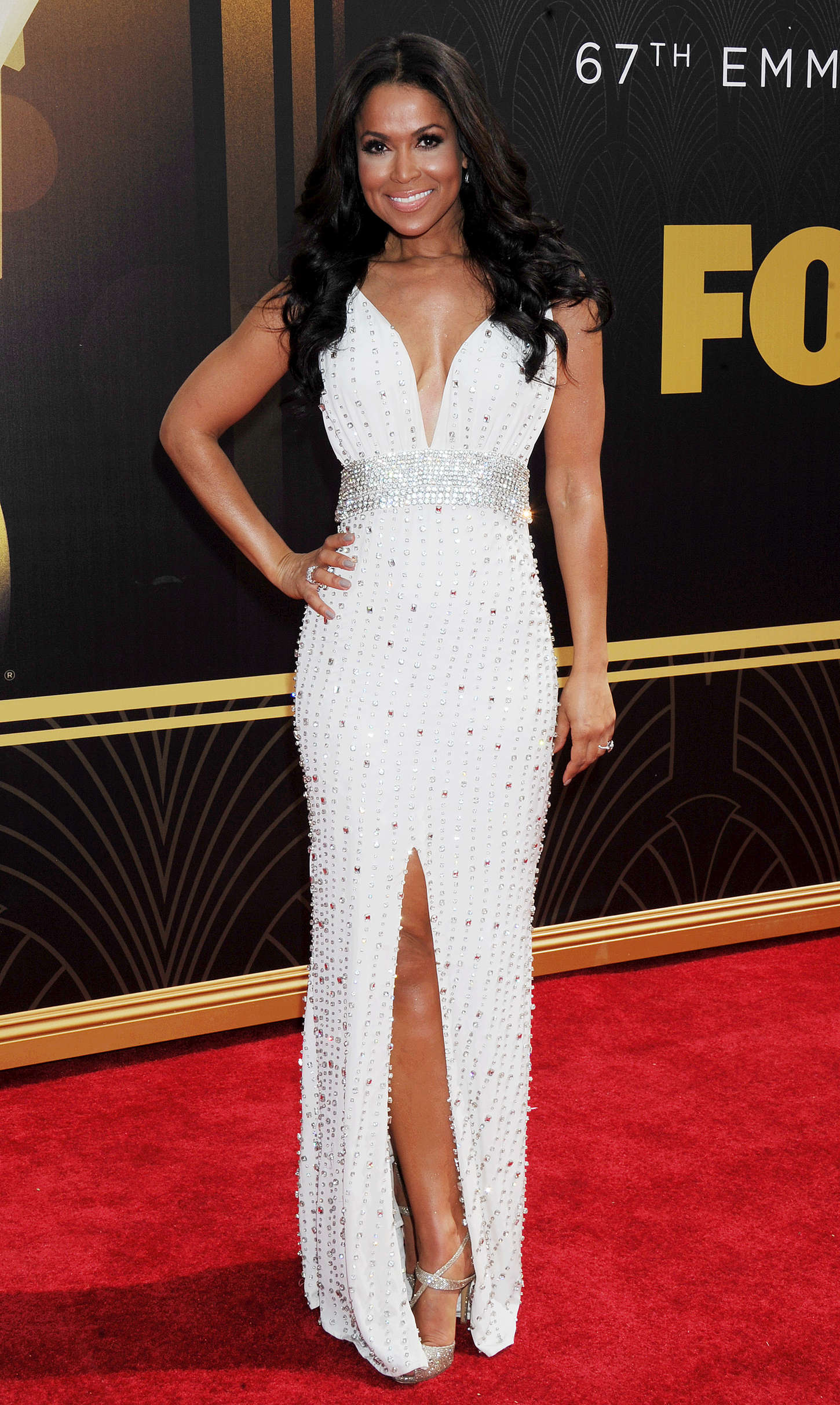 Tracey Edmonds The Primetime Emmy Awards in Los Angeles