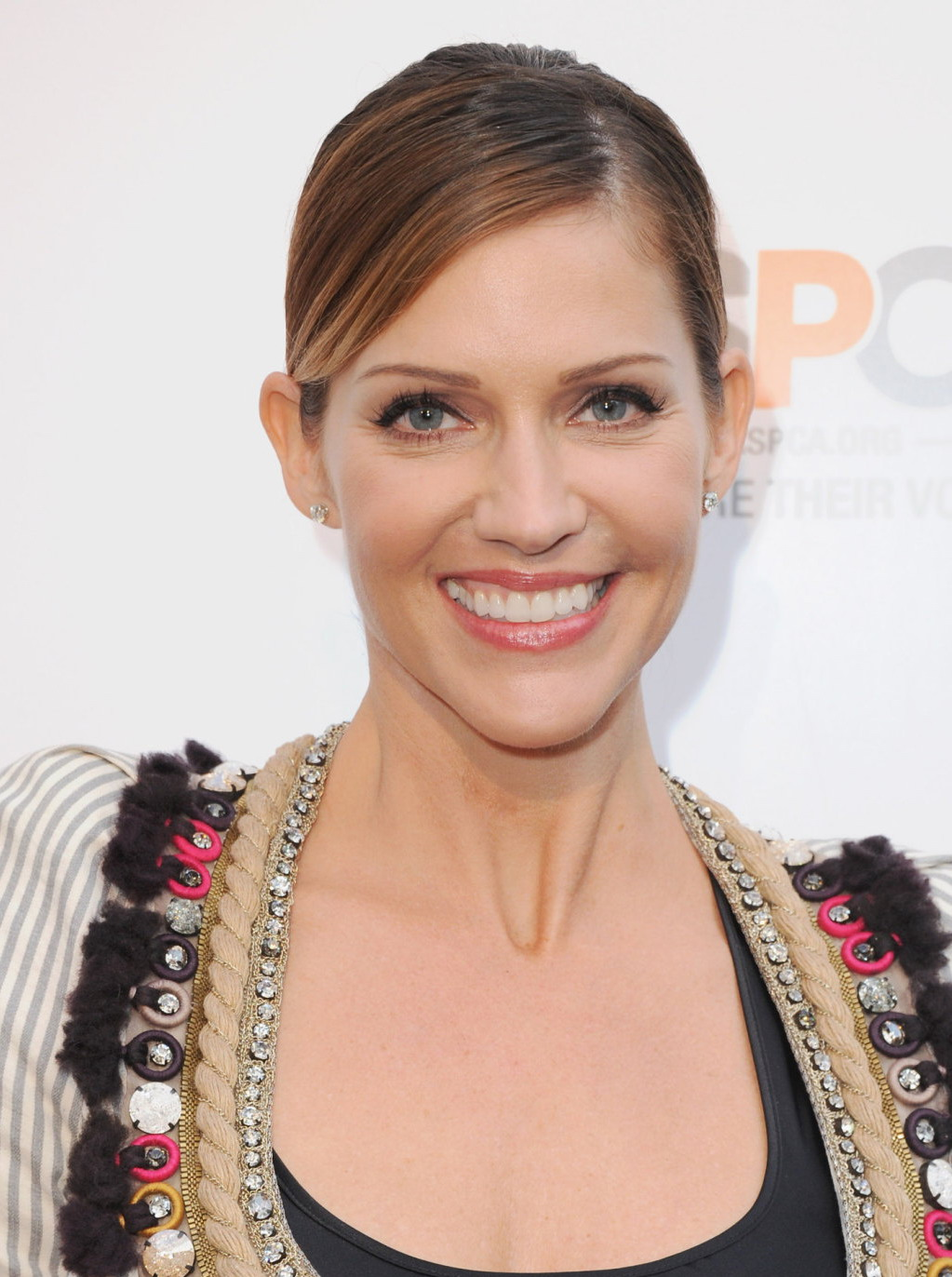 Tricia Helfer ASPCA Commitment to Save Animals celebration