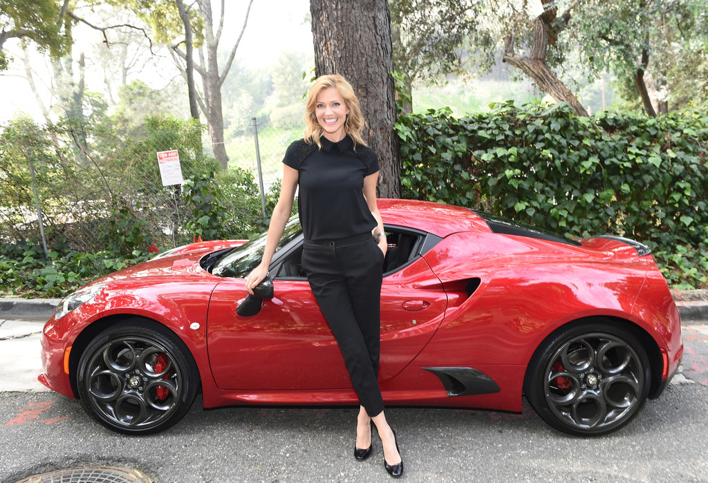 Tricia Helfer Vanity Fair Campaign Hollywood Alfa Romeo Ride and Drive Luncheon in Los Angeles