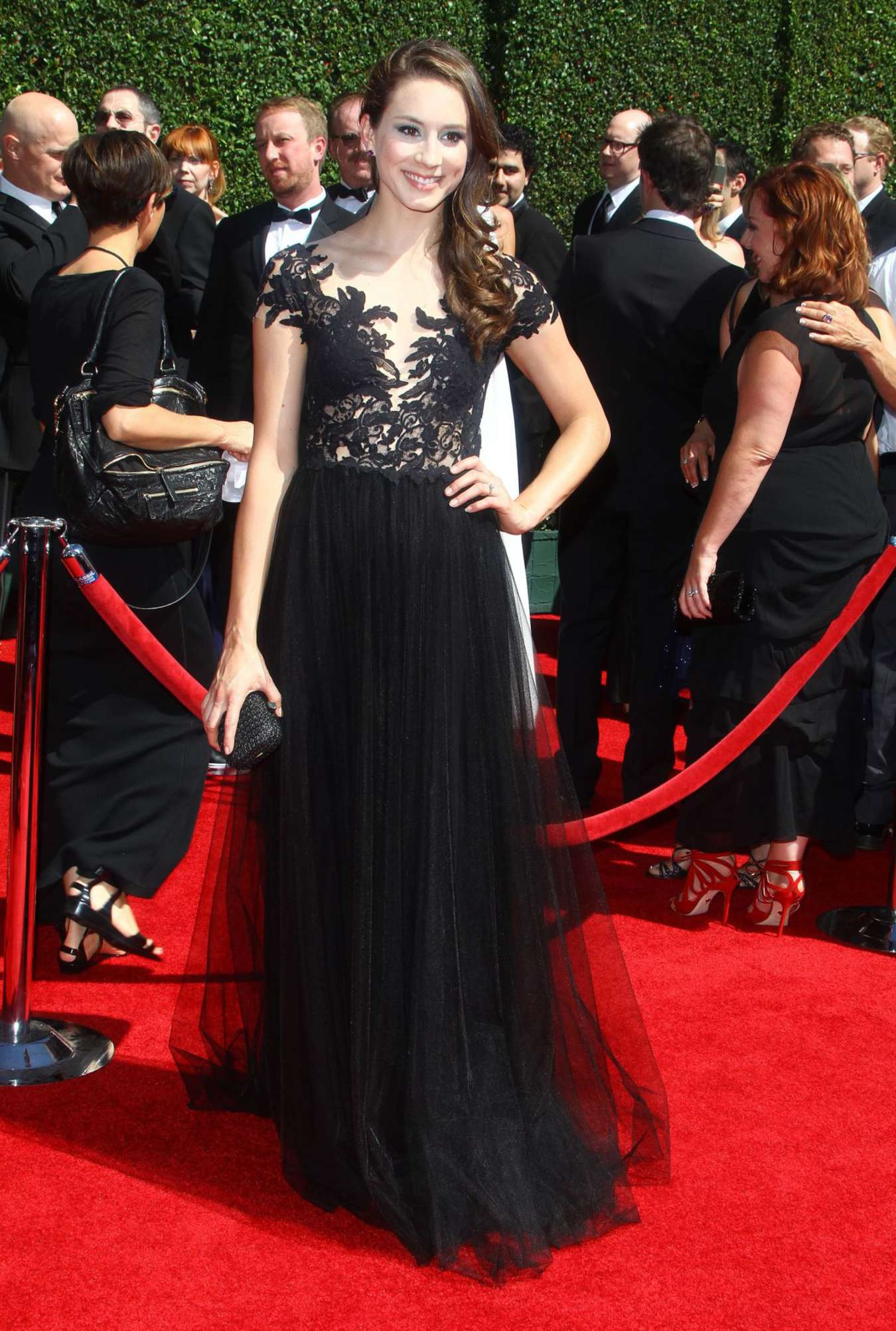 Troian Bellisario Creative Arts Emmy Awards