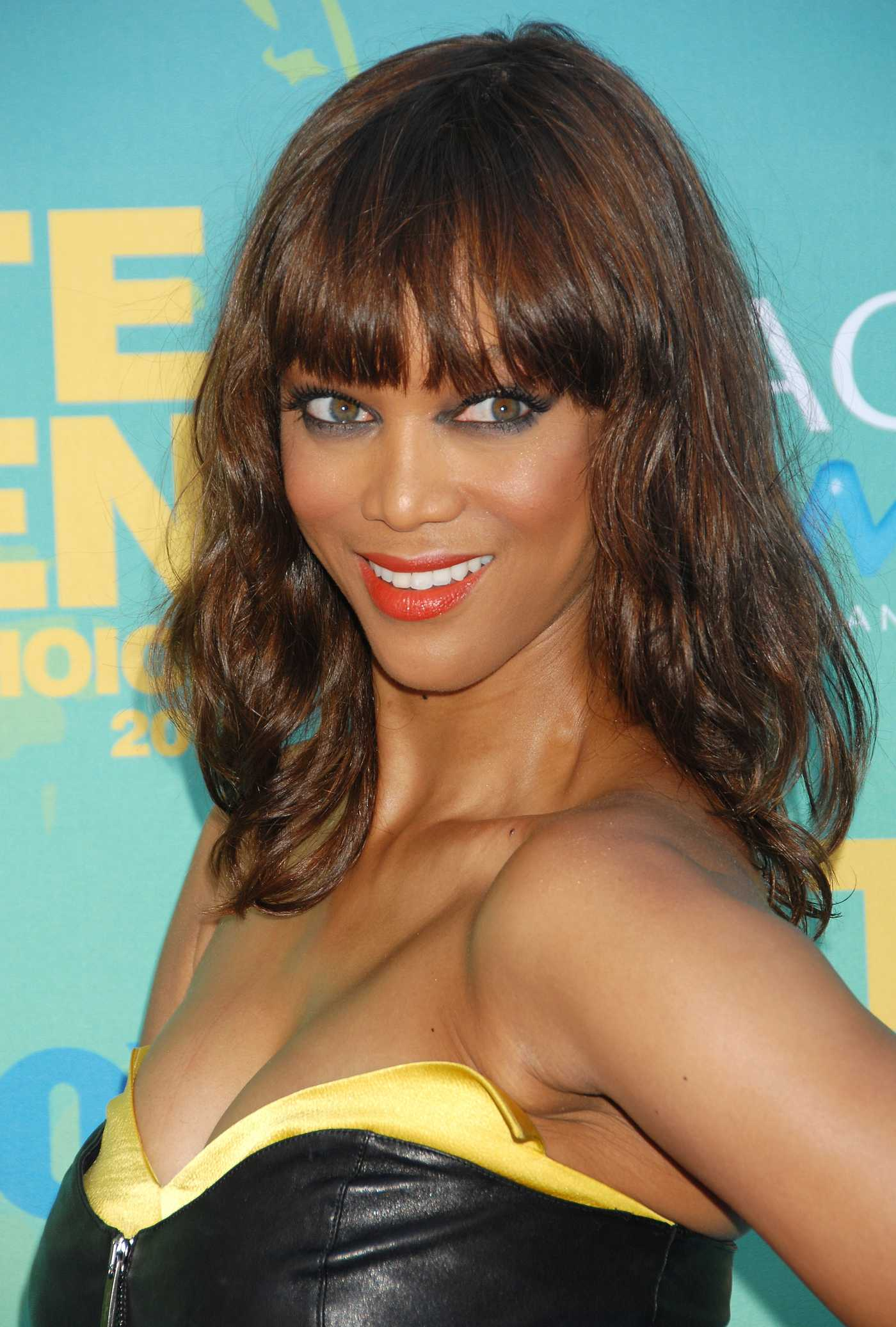 Tyra Banks Teen Choice Awards in Los Angeles