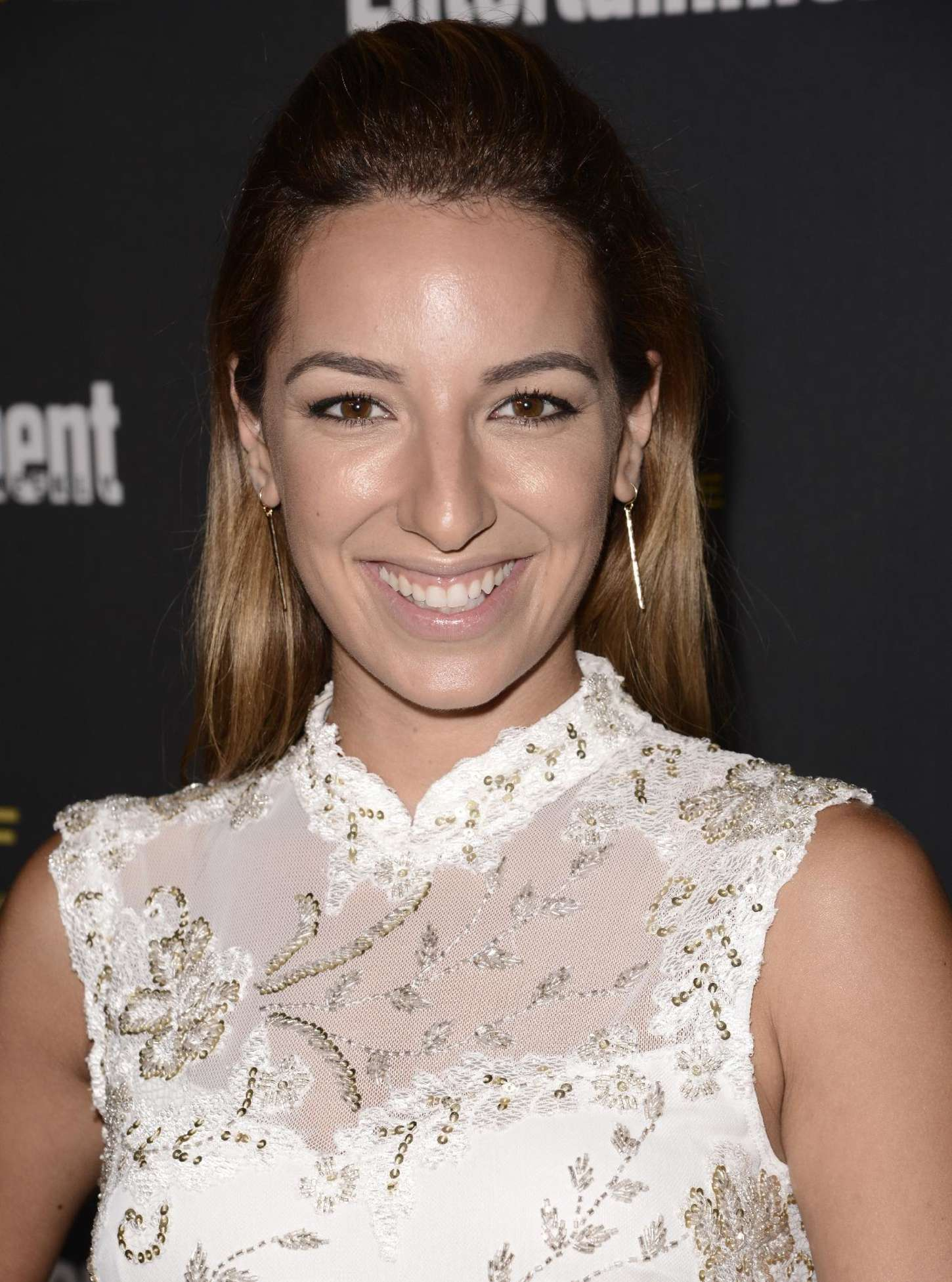 Vanessa Lengies Entertainment Weeklys Pre-Emmy Party in West Hollywood