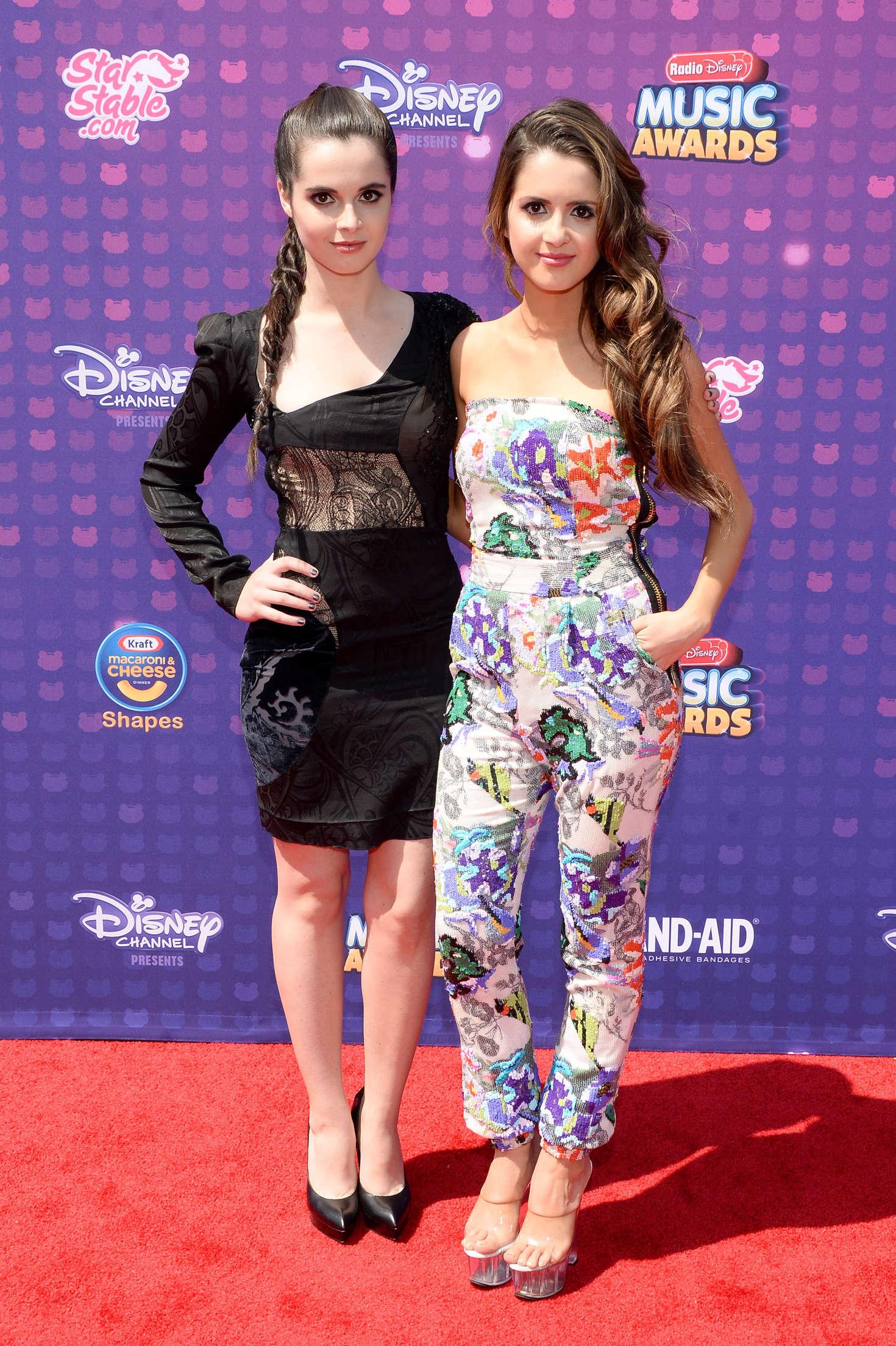Vanessa Marano Radio Disney Music Awards in Los Angeles