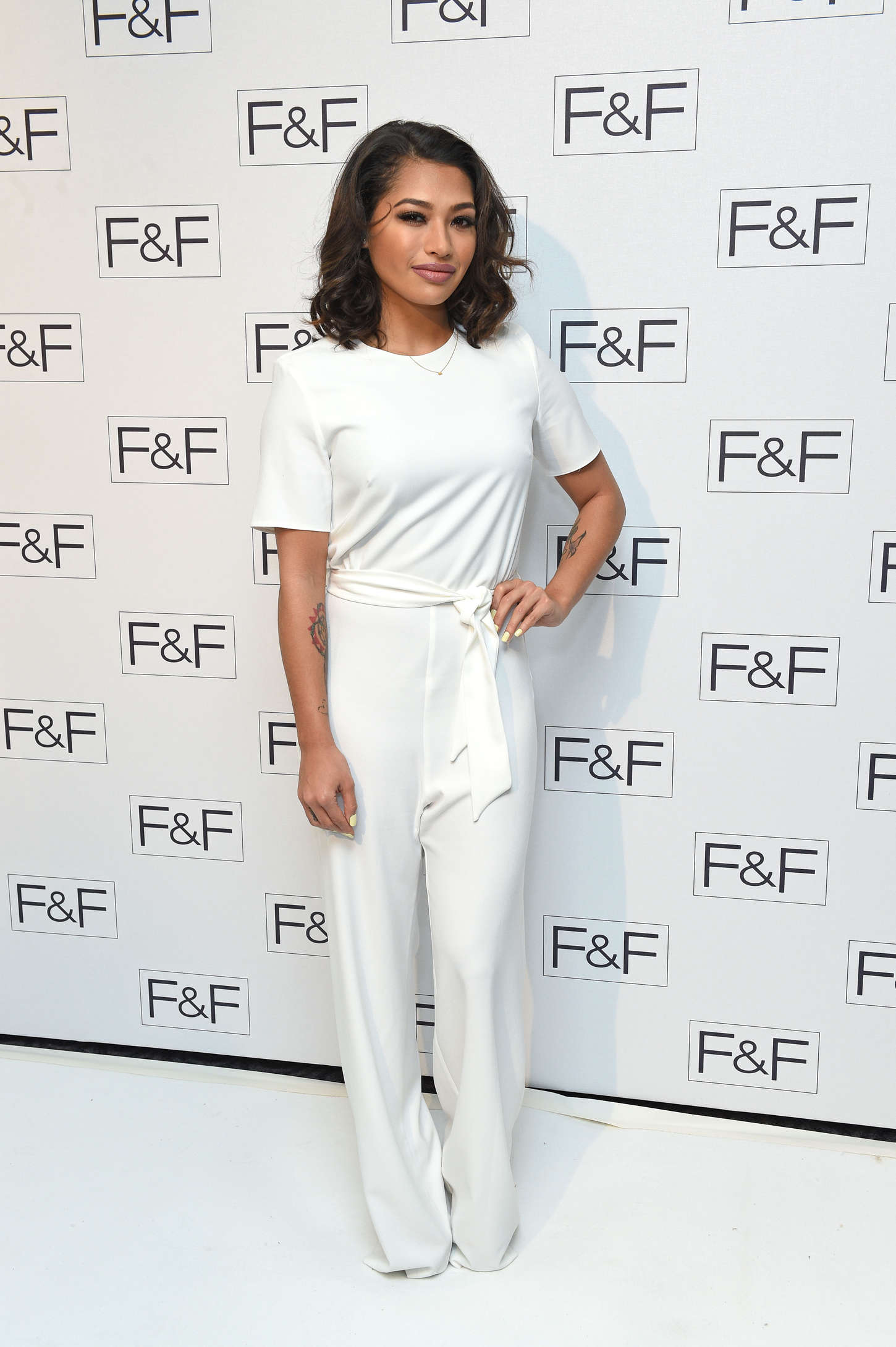 Vanessa White FF AW15 Salon Show in London