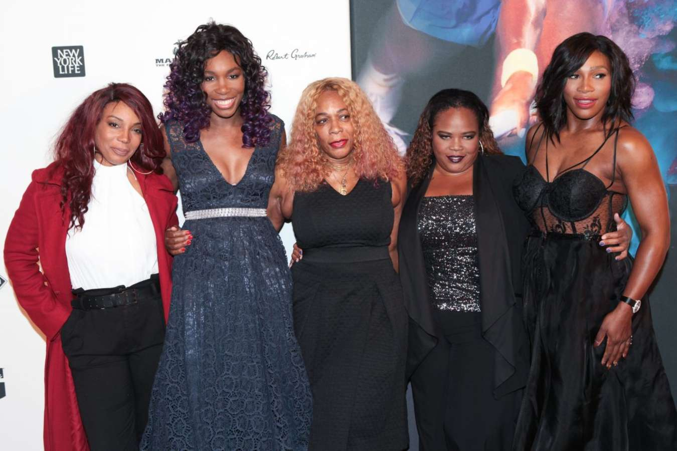 Venus and Serena Williams Sports Illustrated Sportsperson of the Year Awards Celebration in New York