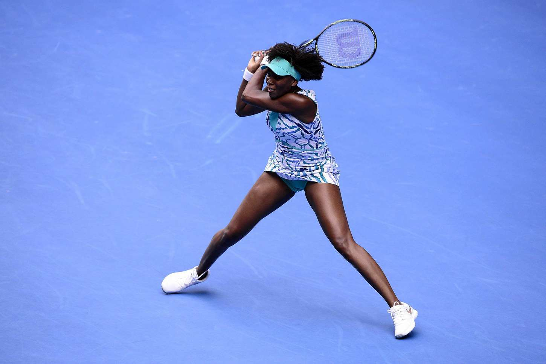 Venus Williams Australian Open in Melbourne Day