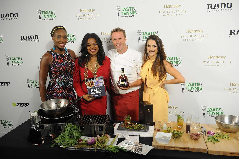 Venus Williams Taste of Tennis Gala in New York