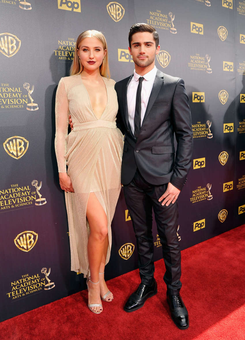 Veronica Dunne Annual Daytime Emmy Awards in Burbank