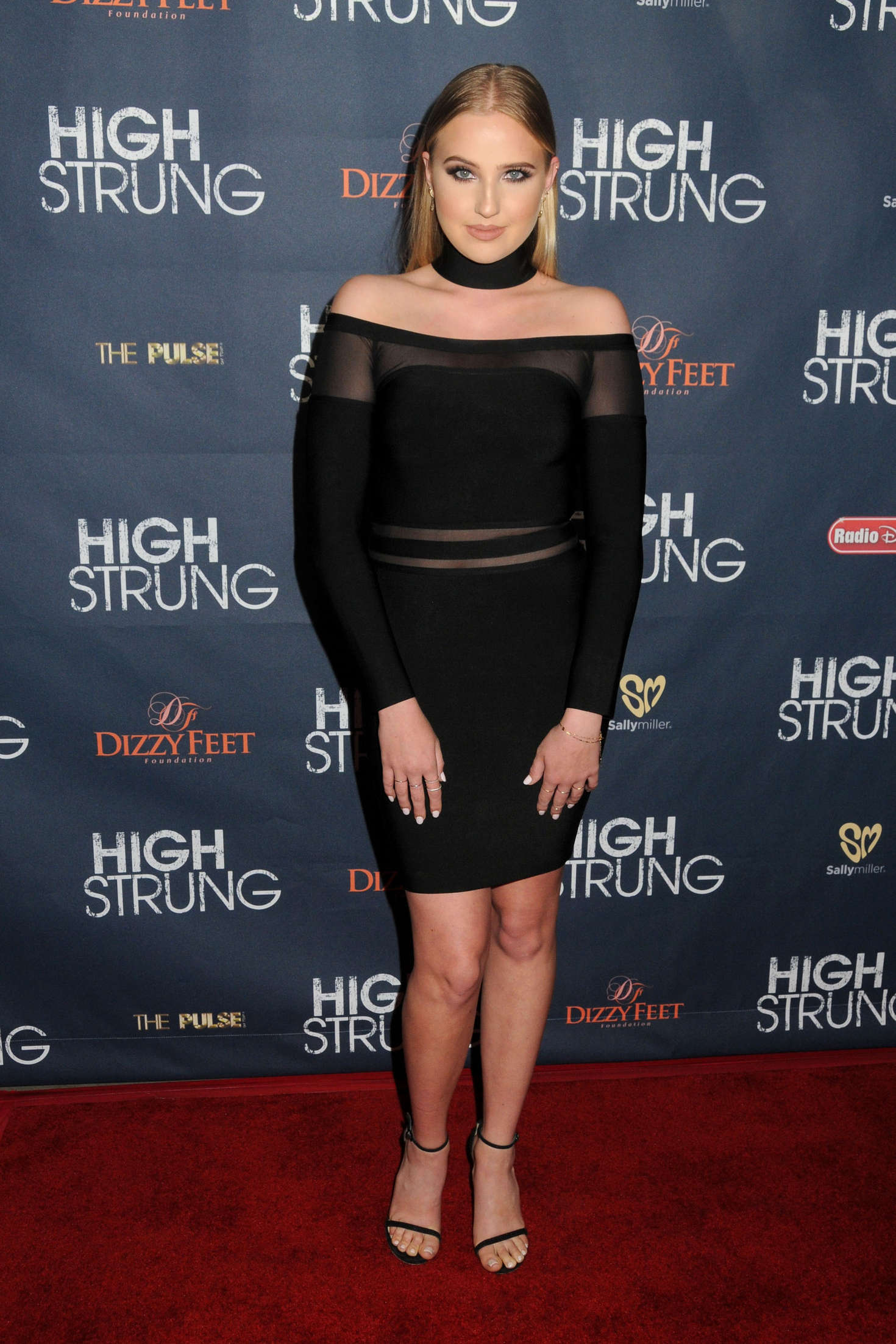 Veronica Dunne High Strung Premiere in Los Angeles