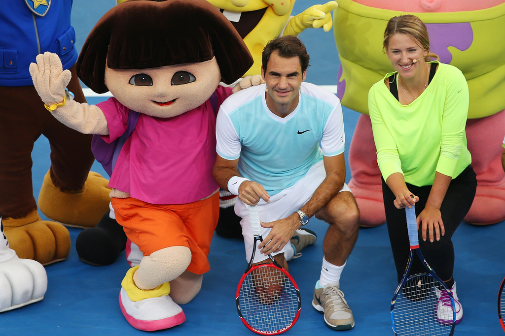 Victoria Azarenka Brisbane International in Brisbane