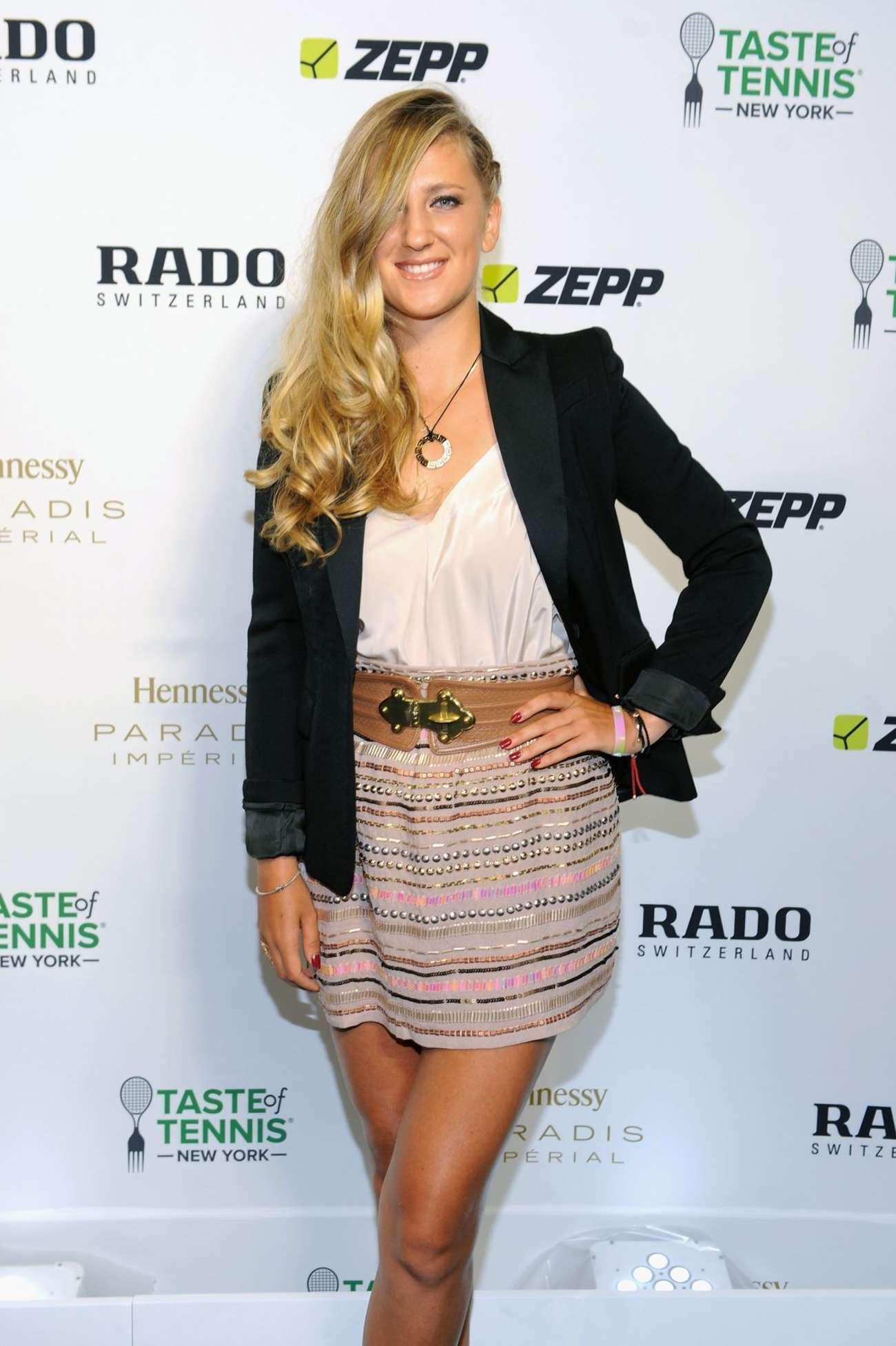 Victoria Azarenka Taste of Tennis Gala in New York