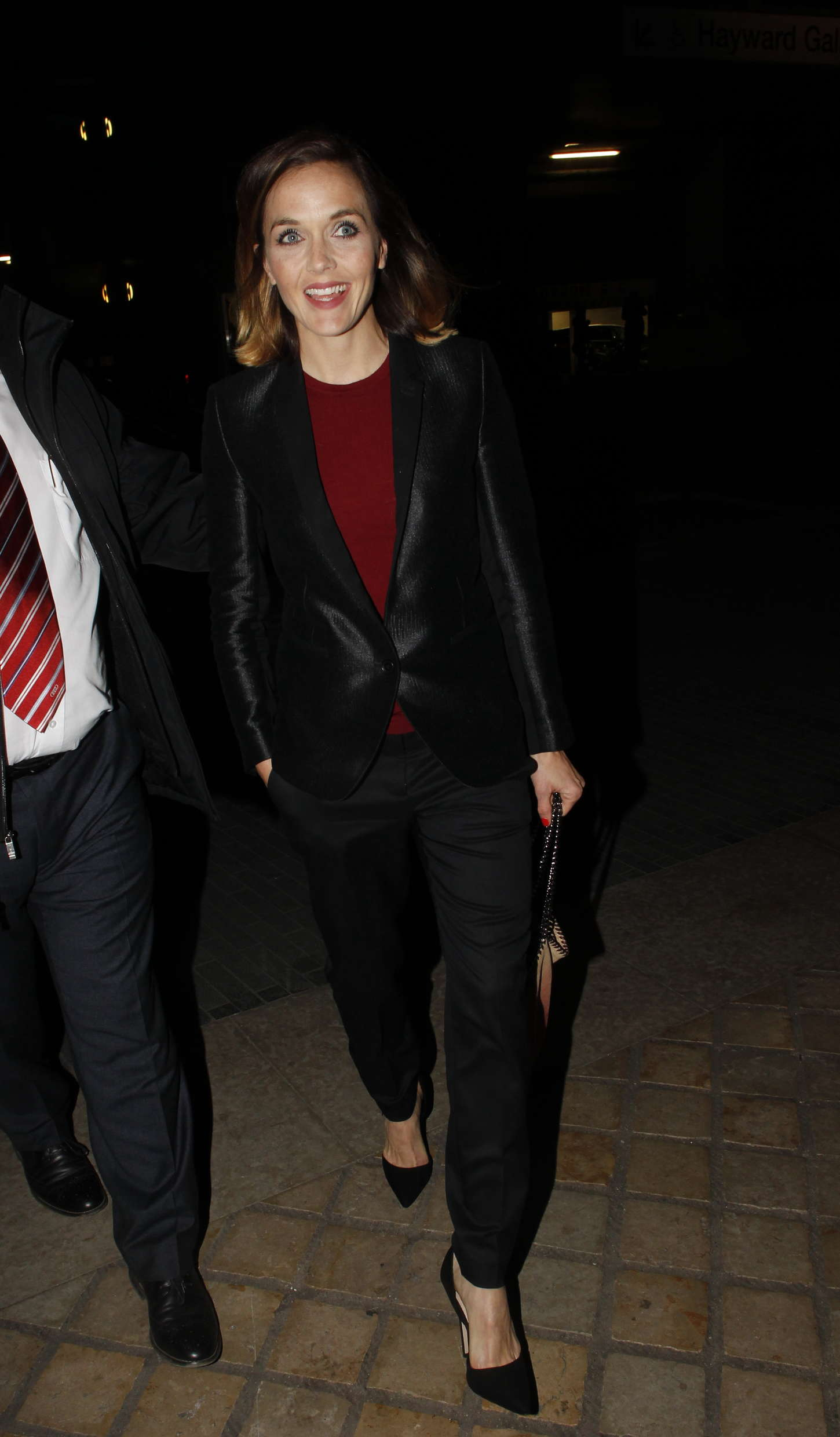 Victoria Pendleton Red Women Of The Year Awards in London