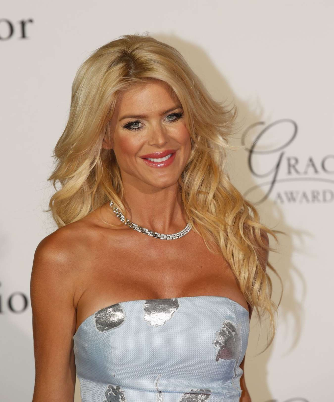 Victoria Silvstedt Princess Grace Awards Gala in Monaco