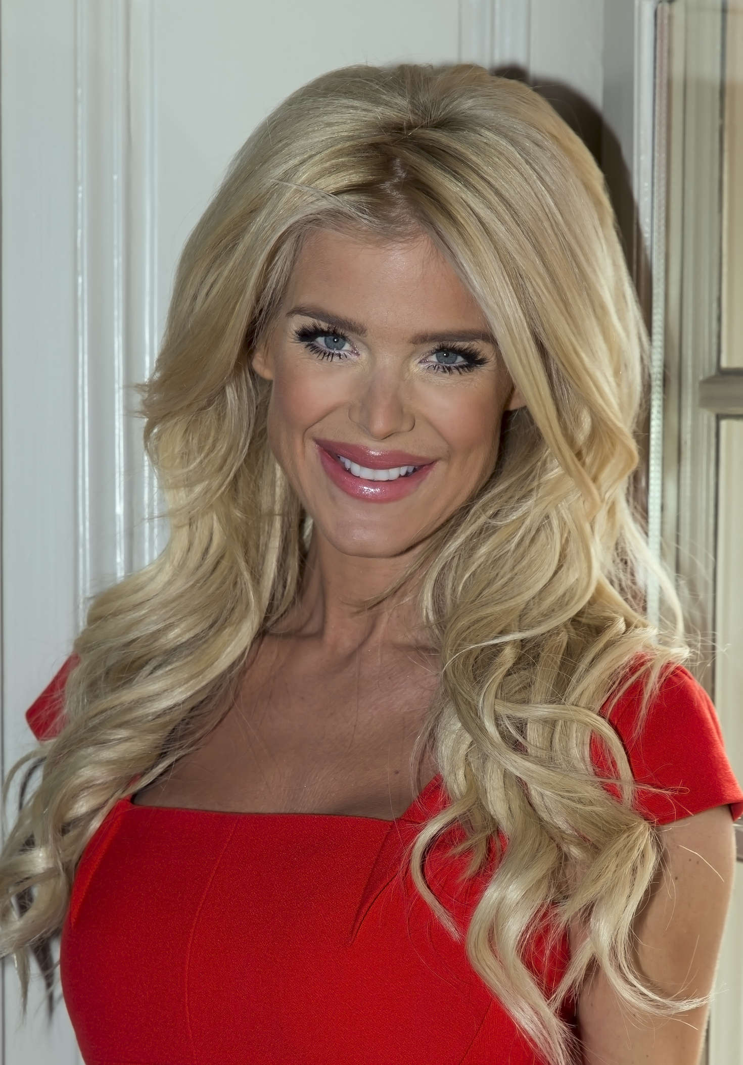 Victoria Silvstedt Reality Stars Stockholm Photocall in Sweden