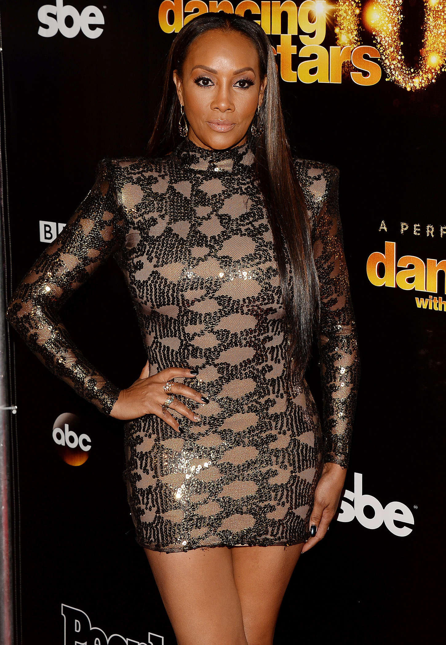 Vivica A Fox Dancing With The Stars Anniversary Party in West Hollywood