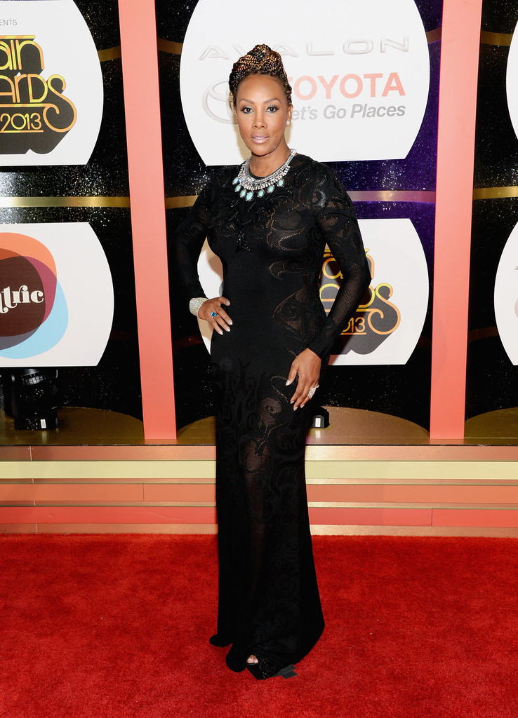 Vivica A. Fox Soul Train Awards in Las Vegas