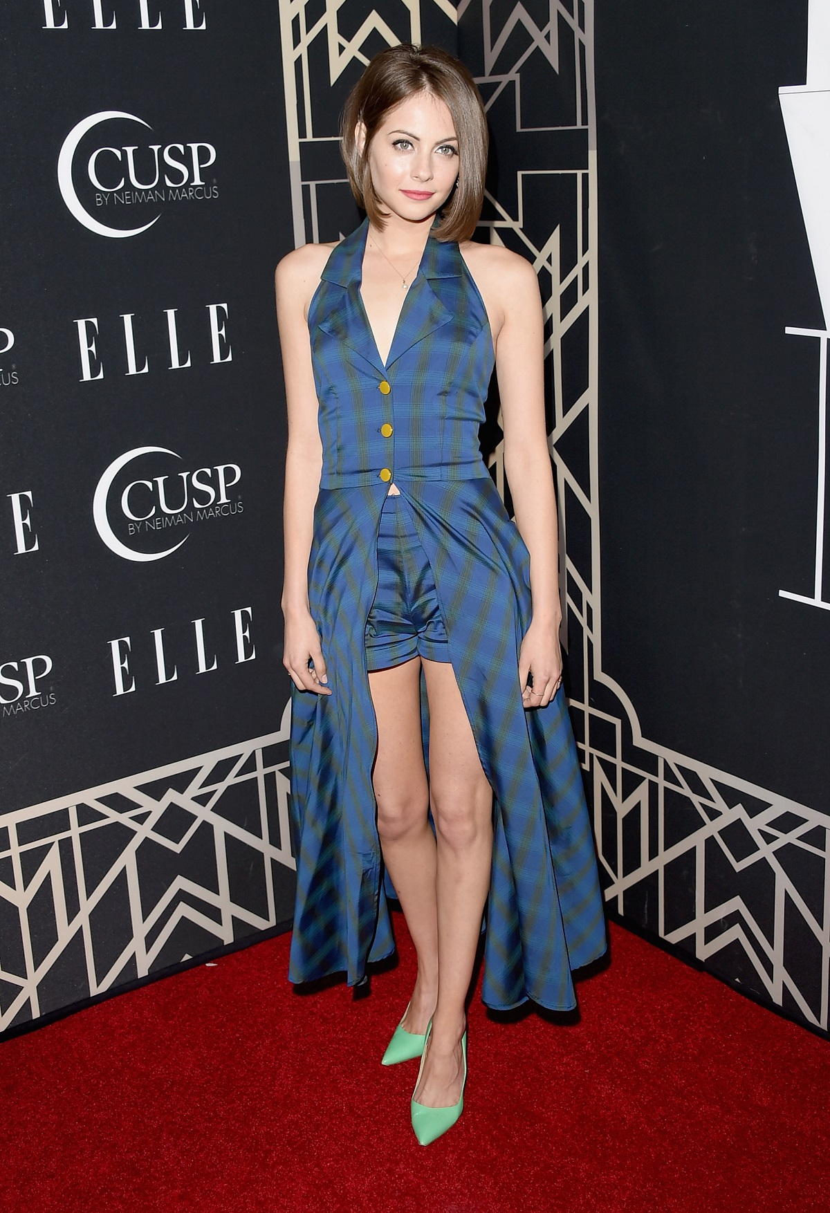 Willa Holland Annual ELLE Women In Music Celebration in Hollywood
