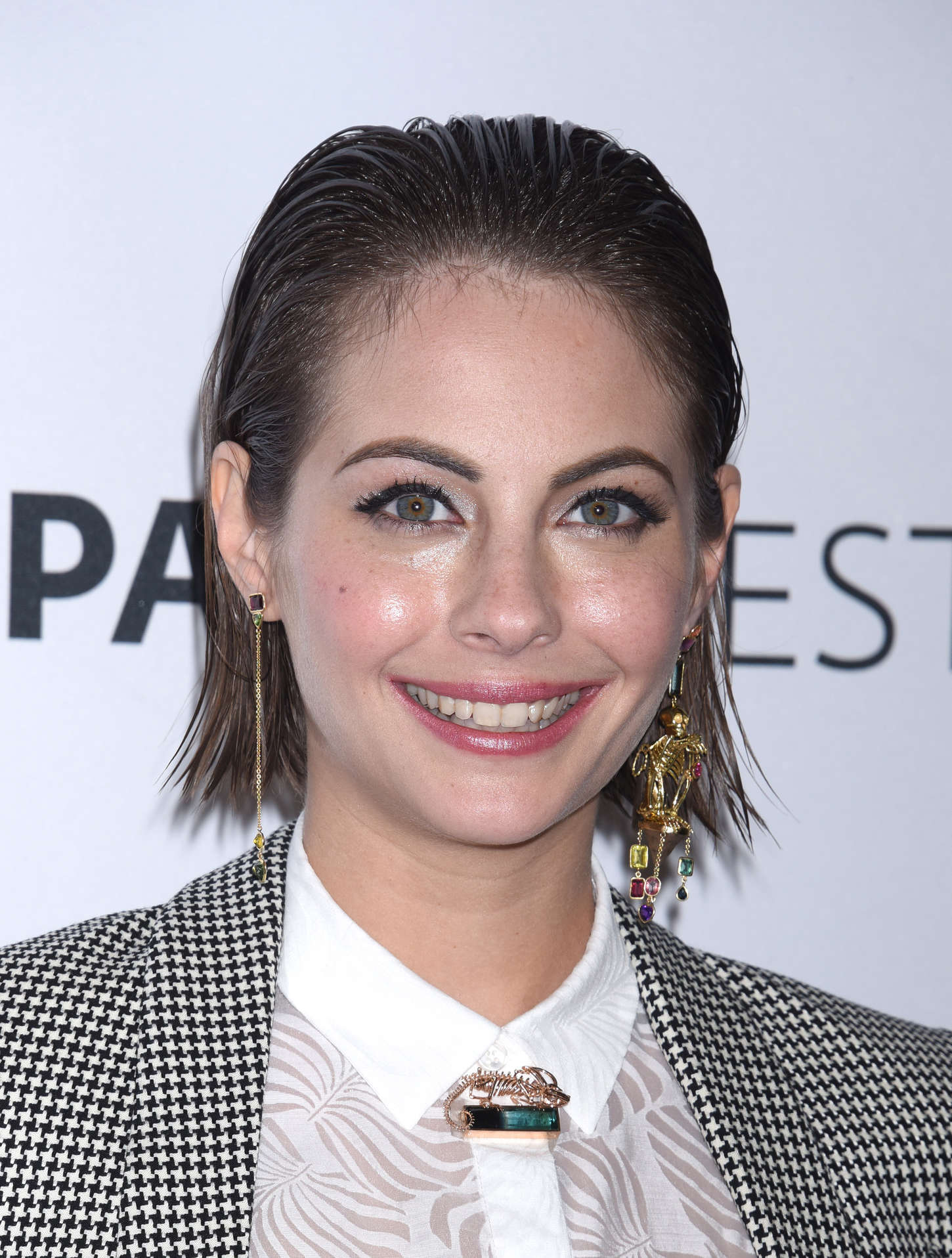 Willa Holland Annual PaleyFest Arrow The Flash Event in Hollywood