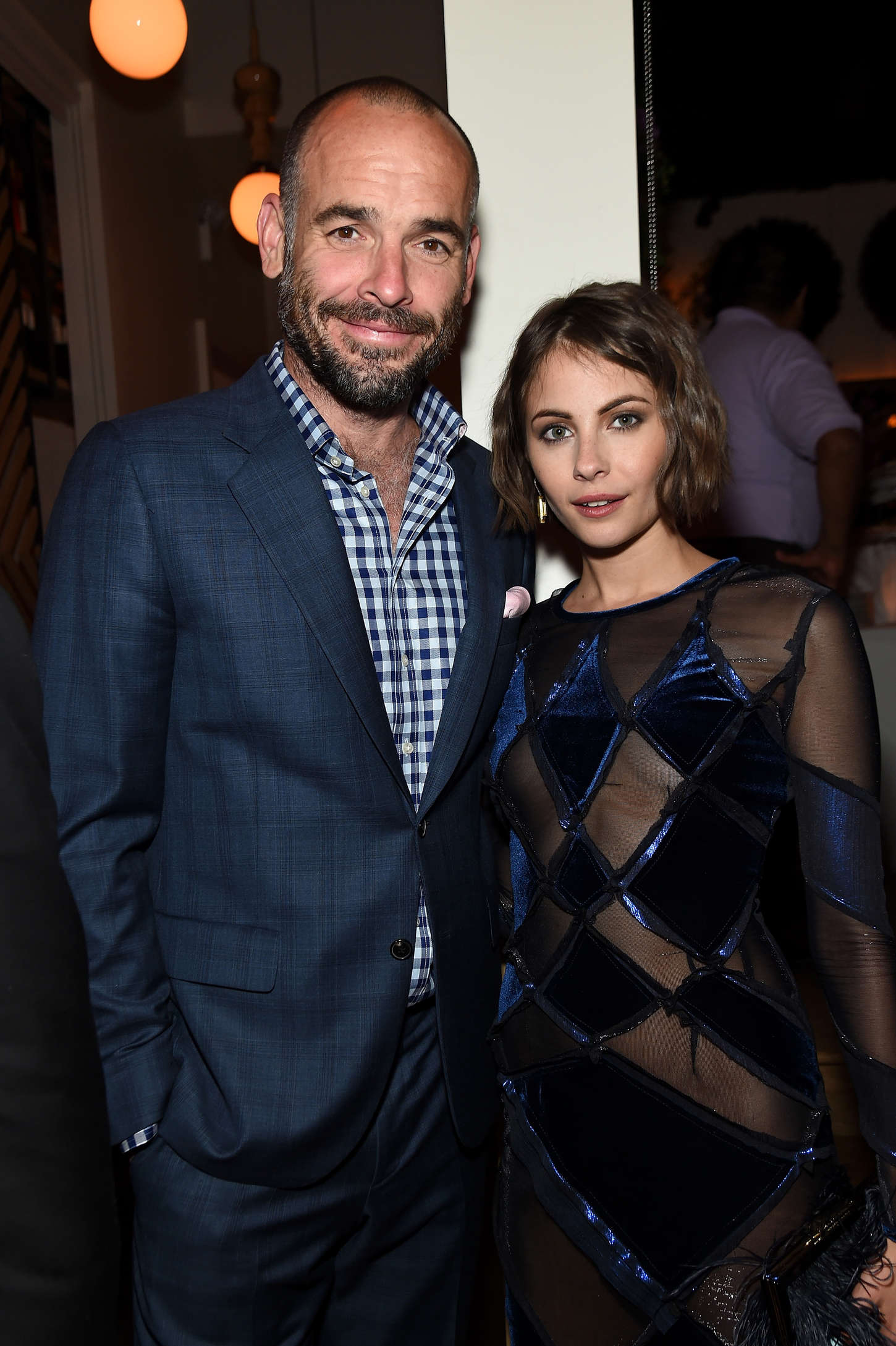 Willa Holland CW Upfront Party in New York